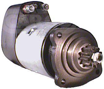 Démarreur 534 Spécifications électriques Voltage24 KW5.4