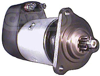 Démarreur 539 Spécifications électriques Voltage12 KW3.6