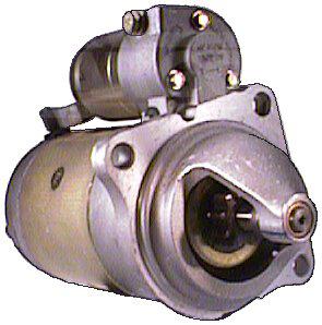 Démarreur 814 Spécifications électriques Voltage12 KW2.7
