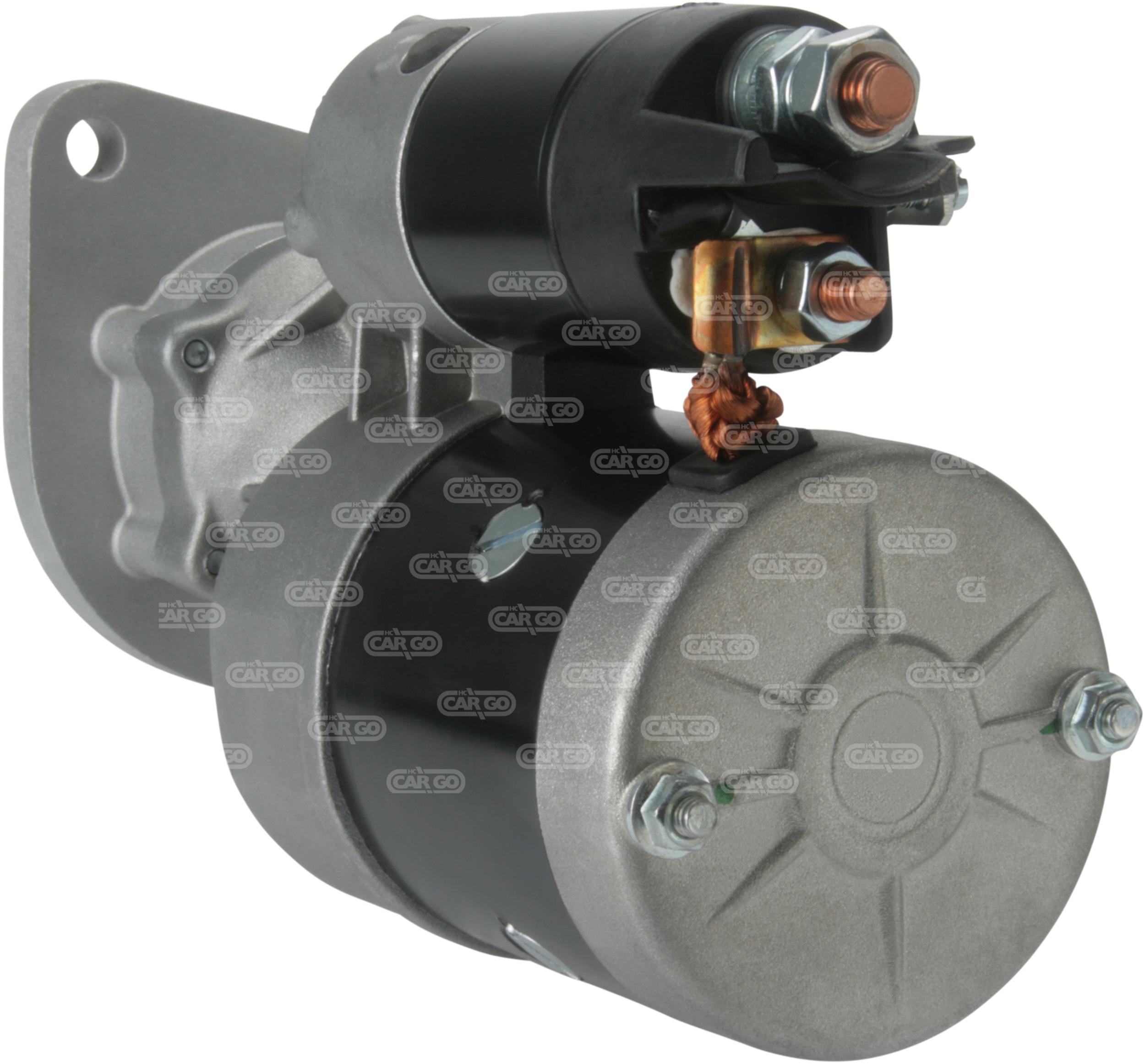 Démarreur 086  Spécifications électriques Voltage12 KW2.7