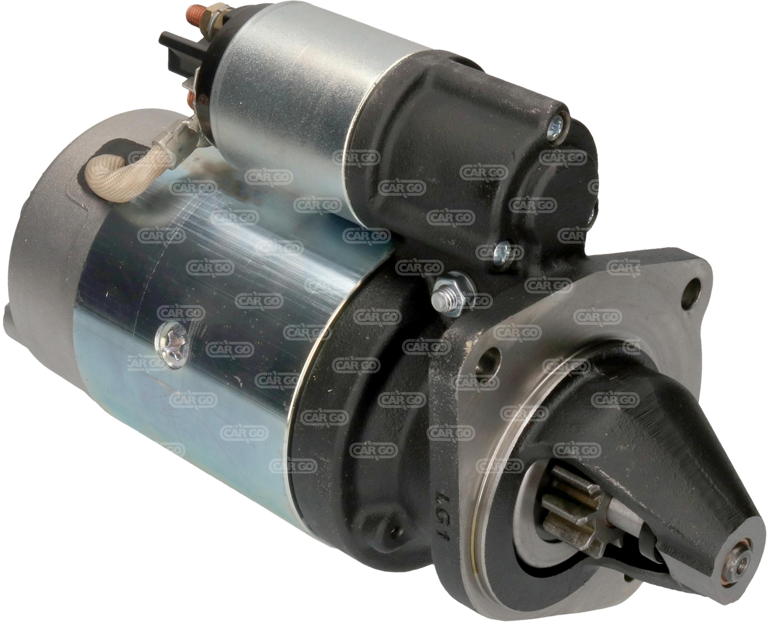 Démarreur 137 Spécifications électriques Voltage12 KW2.8