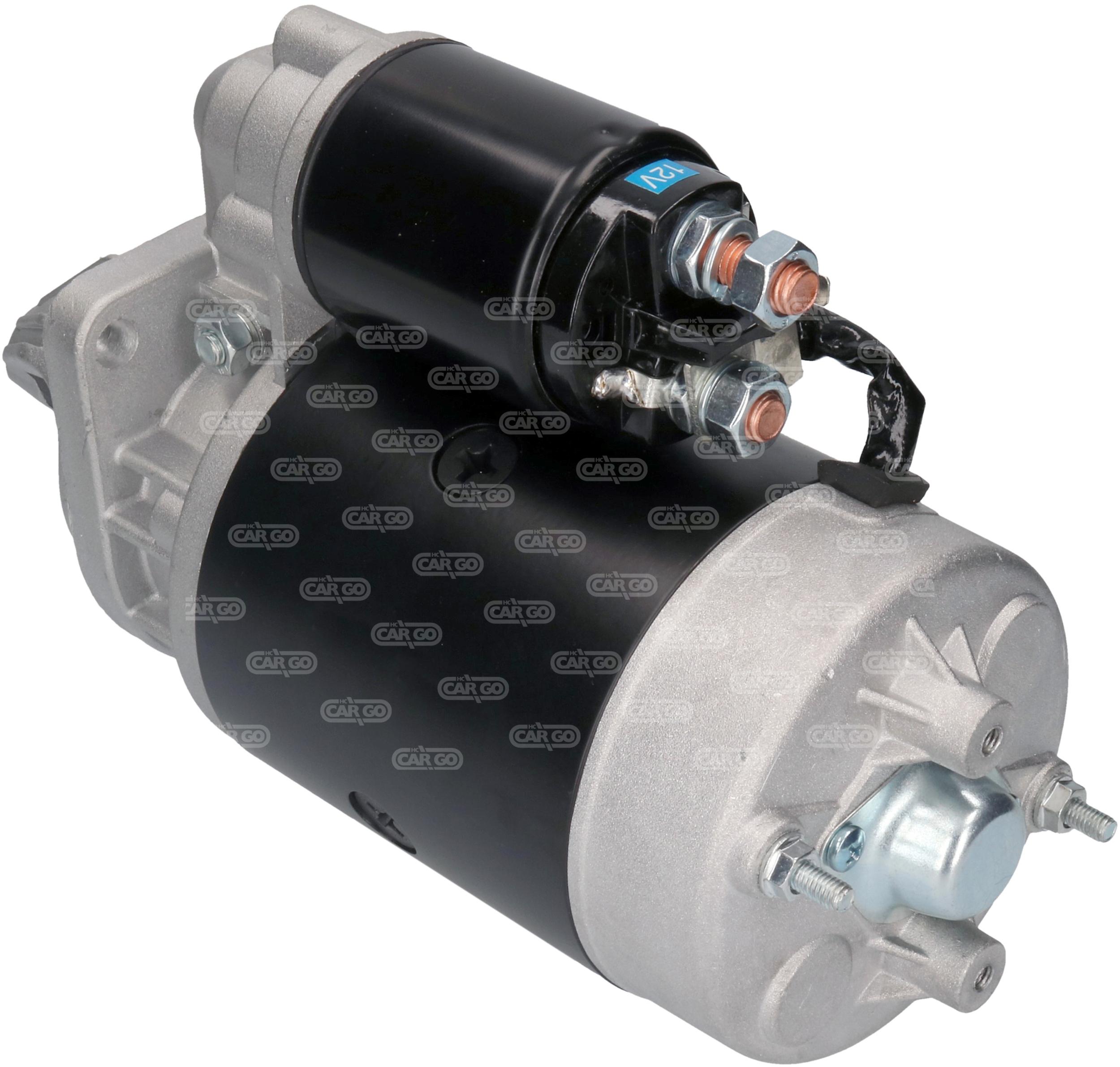 Démarreur 312  Spécifications électriques Voltage12 KW2.7