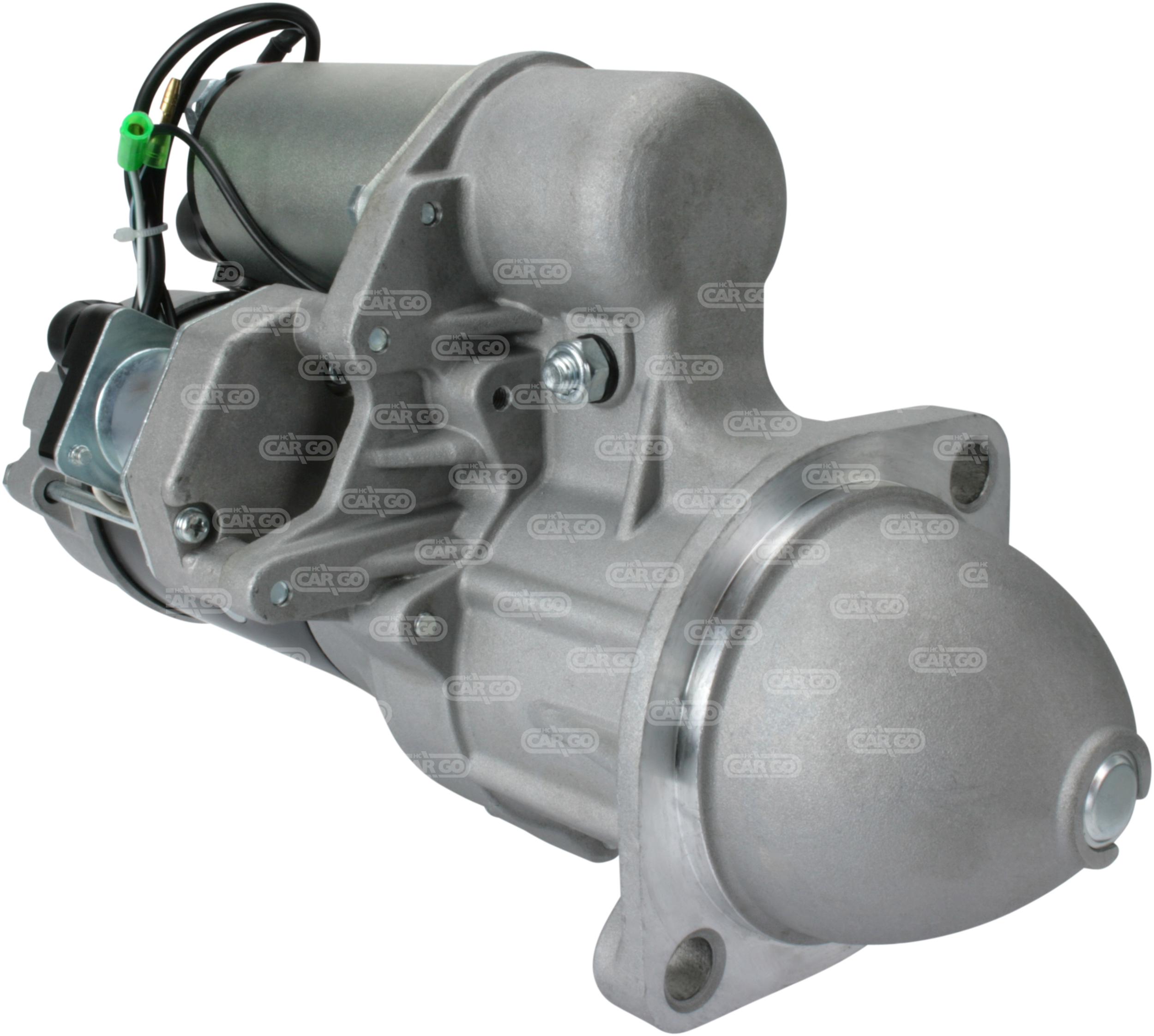 Démarreur 254  Spécifications électriques Voltage24 KW4.5