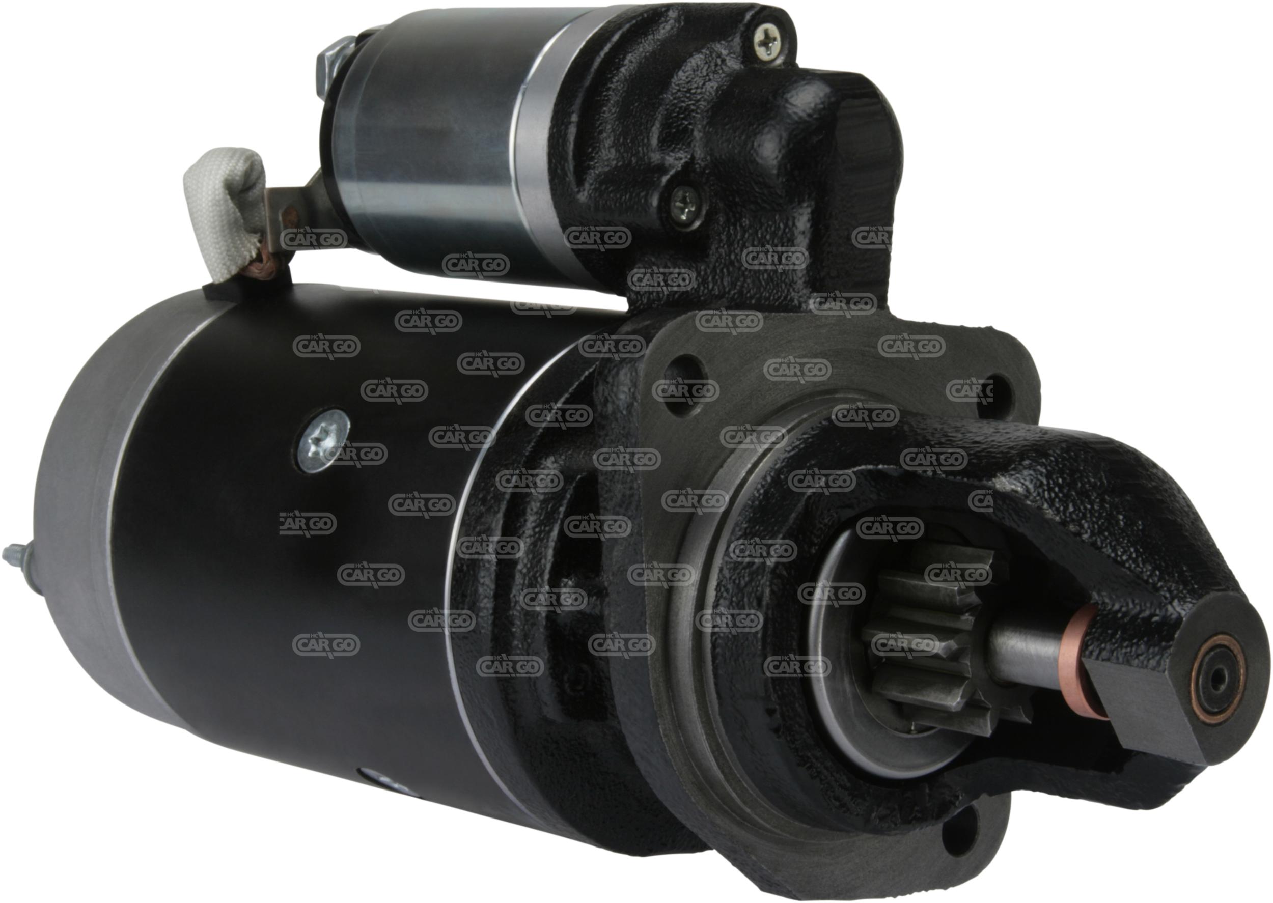 Démarreur 885 Spécifications électriques Voltage12 KW3.1