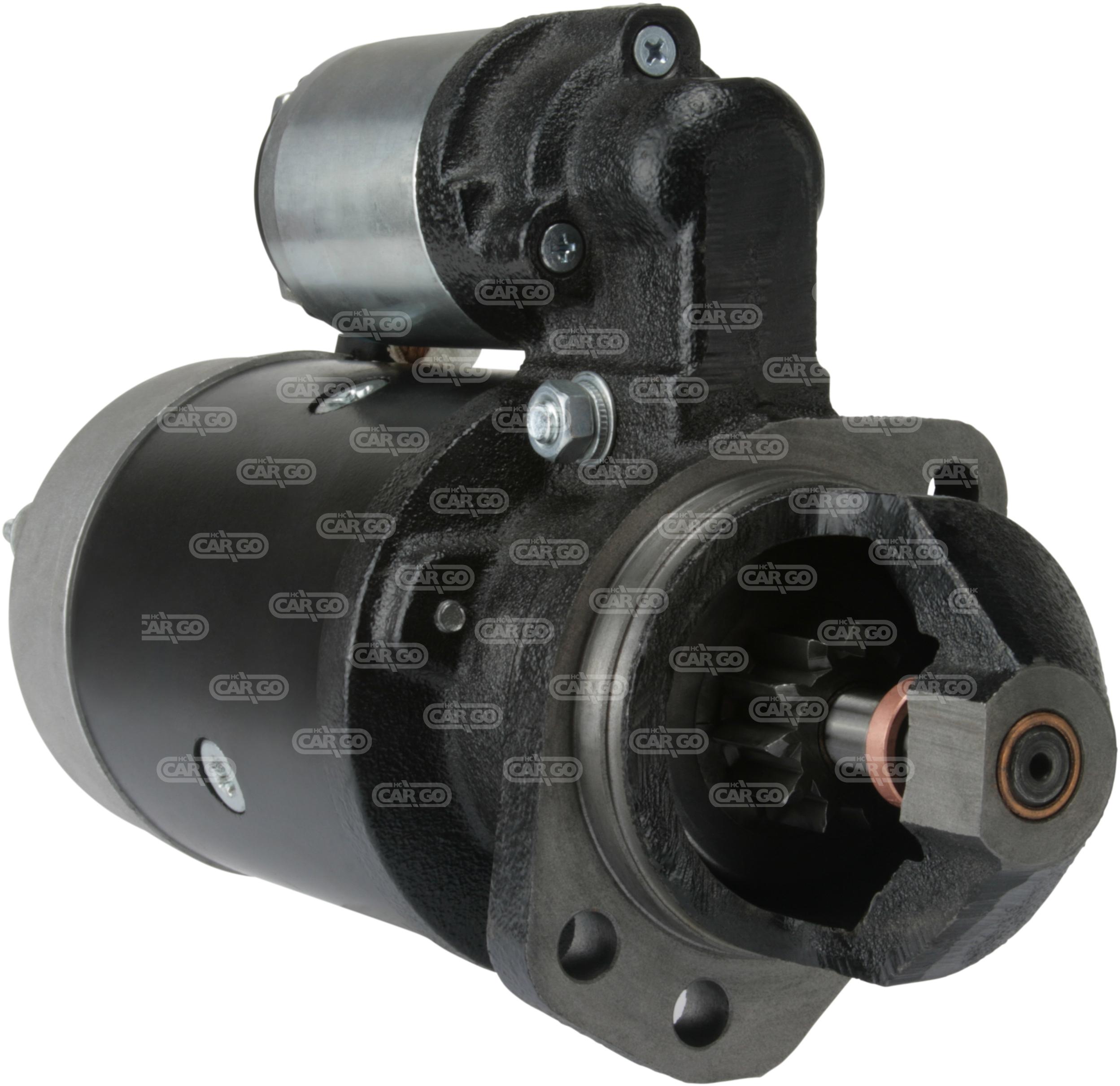 Démarreur 041 Spécifications électriques Voltage12 KW2.2