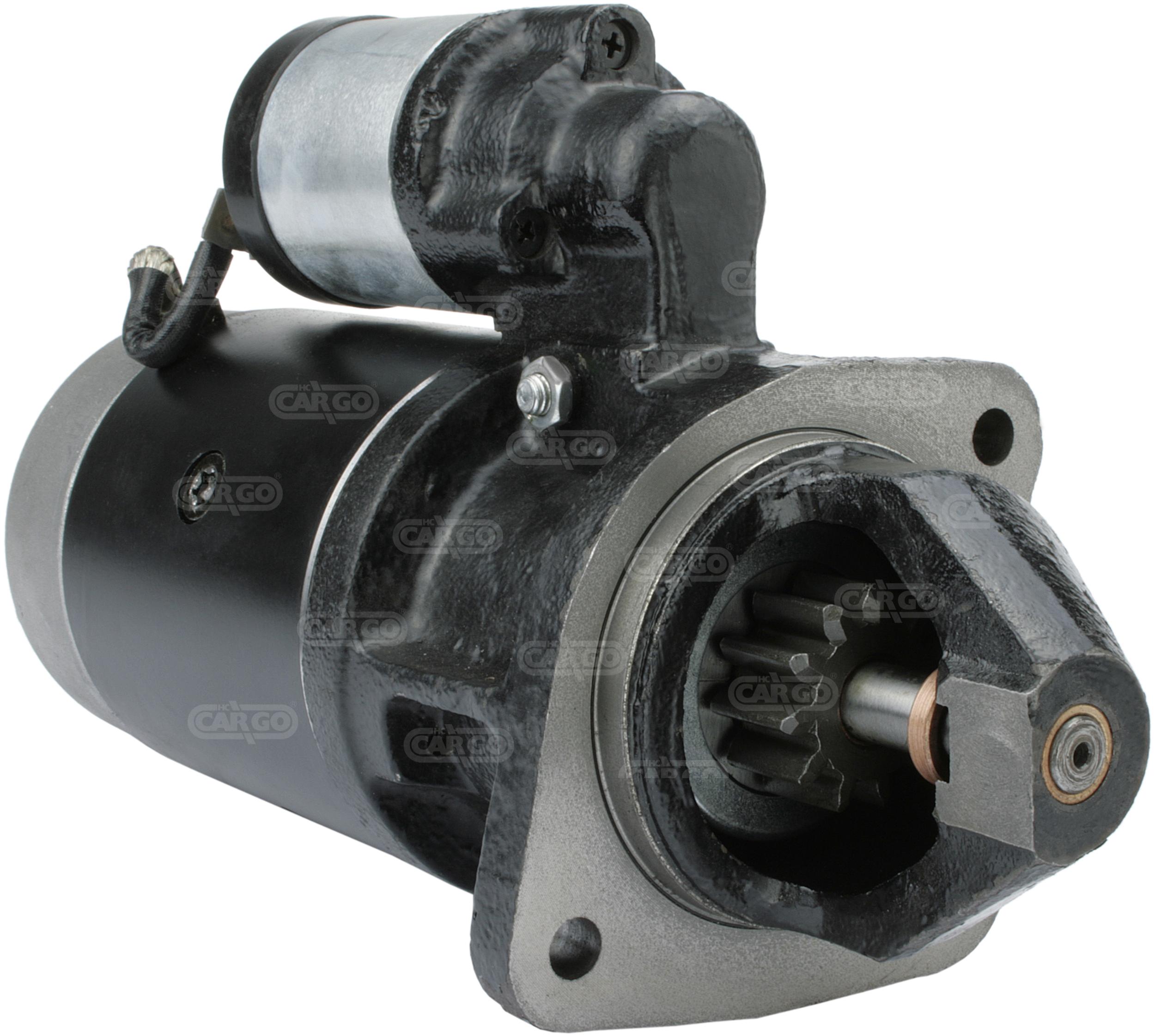 Démarreur 135  Spécifications électriques Voltage12 KW3.1