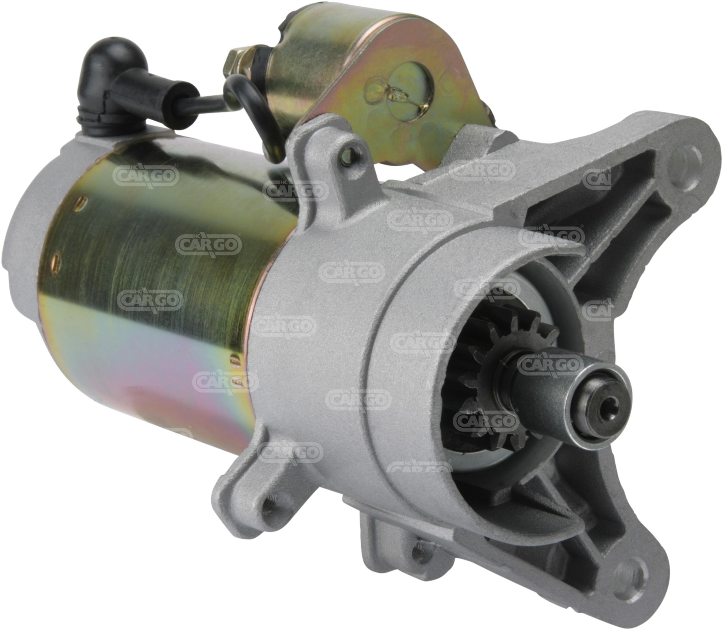 Démarreur 246 Spécifications électriques Voltage12 KW0.6