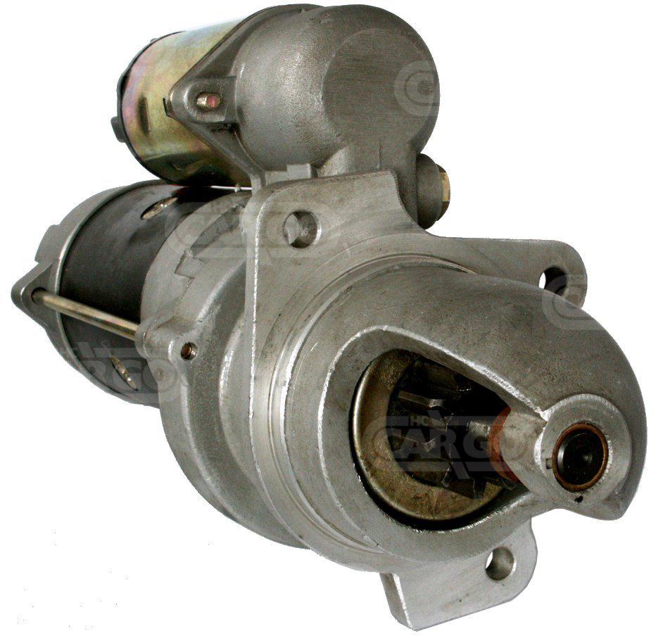 Démarreur 268 Spécifications électriques Voltage12 KW2.8