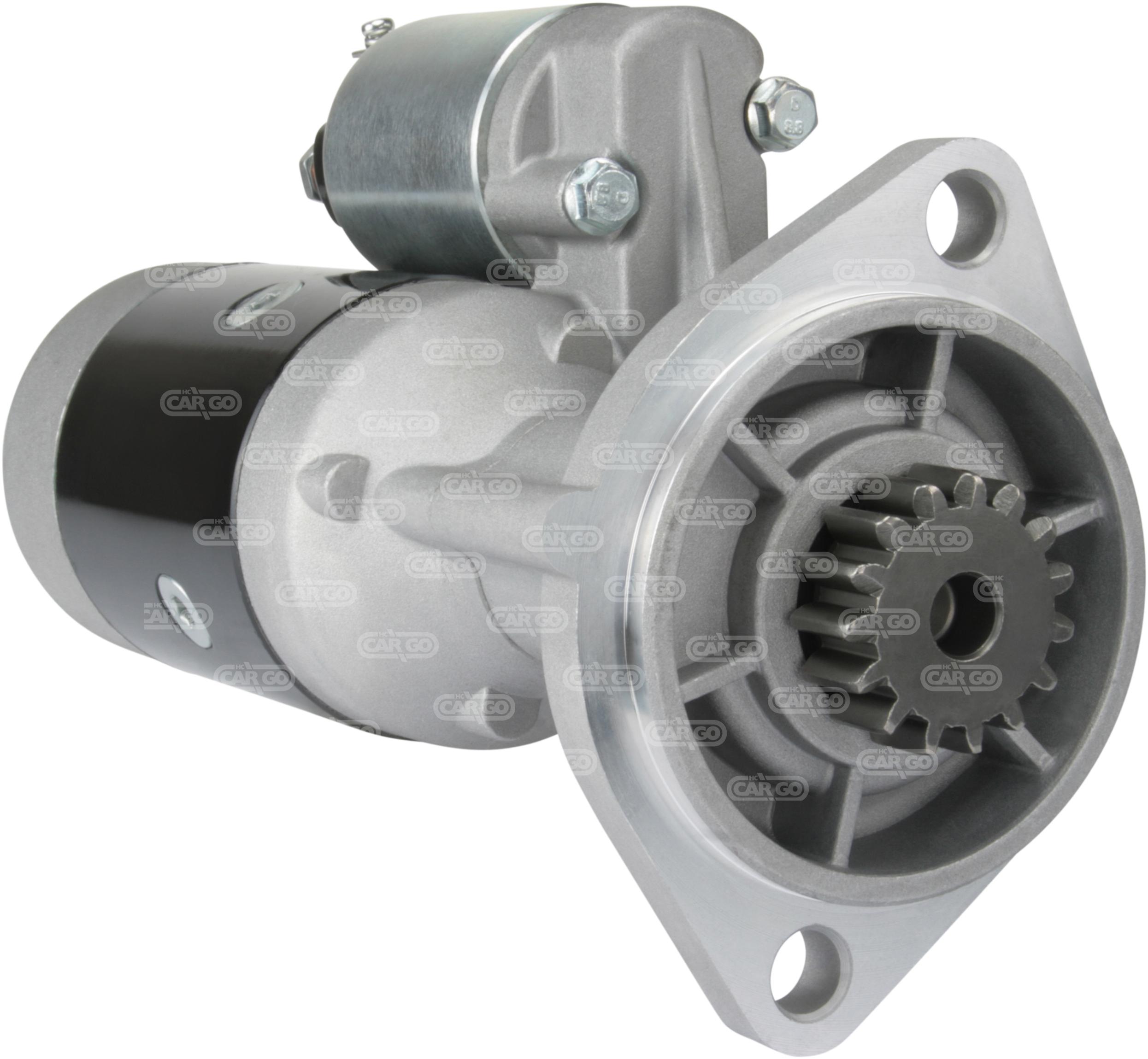 Démarreur 374  Spécifications électriques Voltage12 KW2.5
