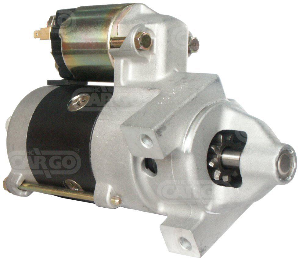 Démarreur 555 Spécifications électriques Voltage12 KW3.1