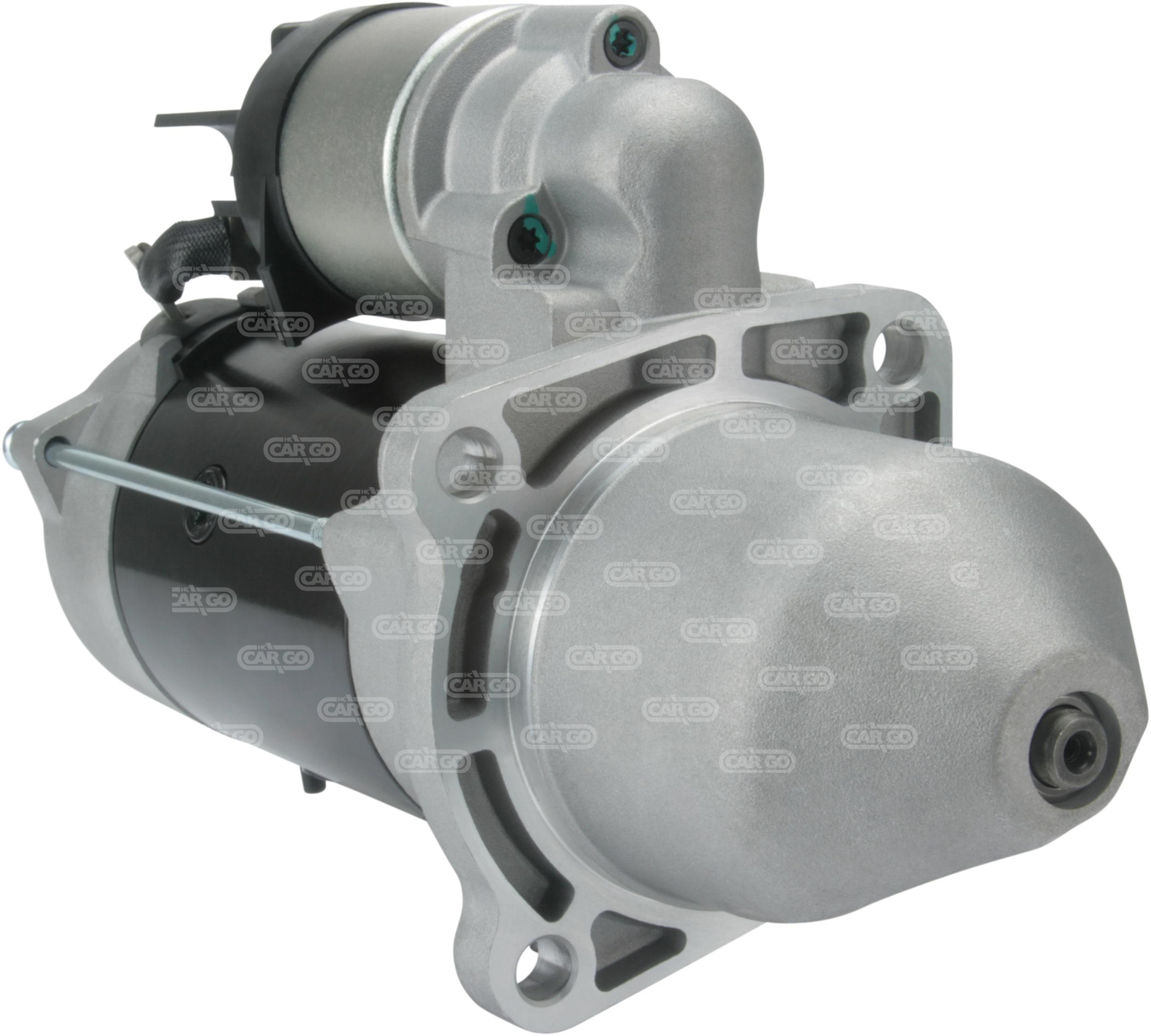Démarreur 609  Spécifications électriques Voltage12 KW3.0