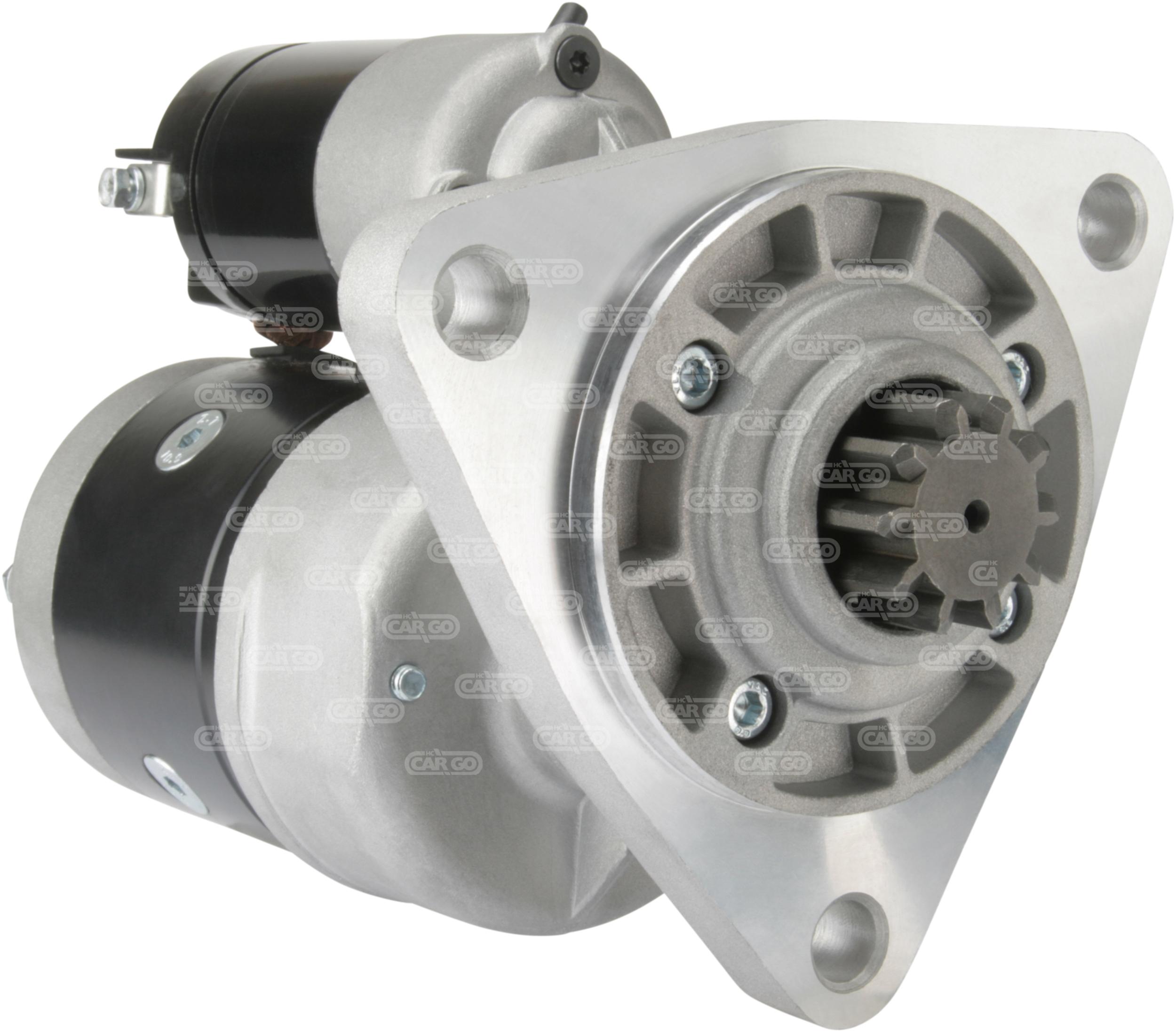 Démarreur 356 Spécifications électriques Voltage24 KW3.5