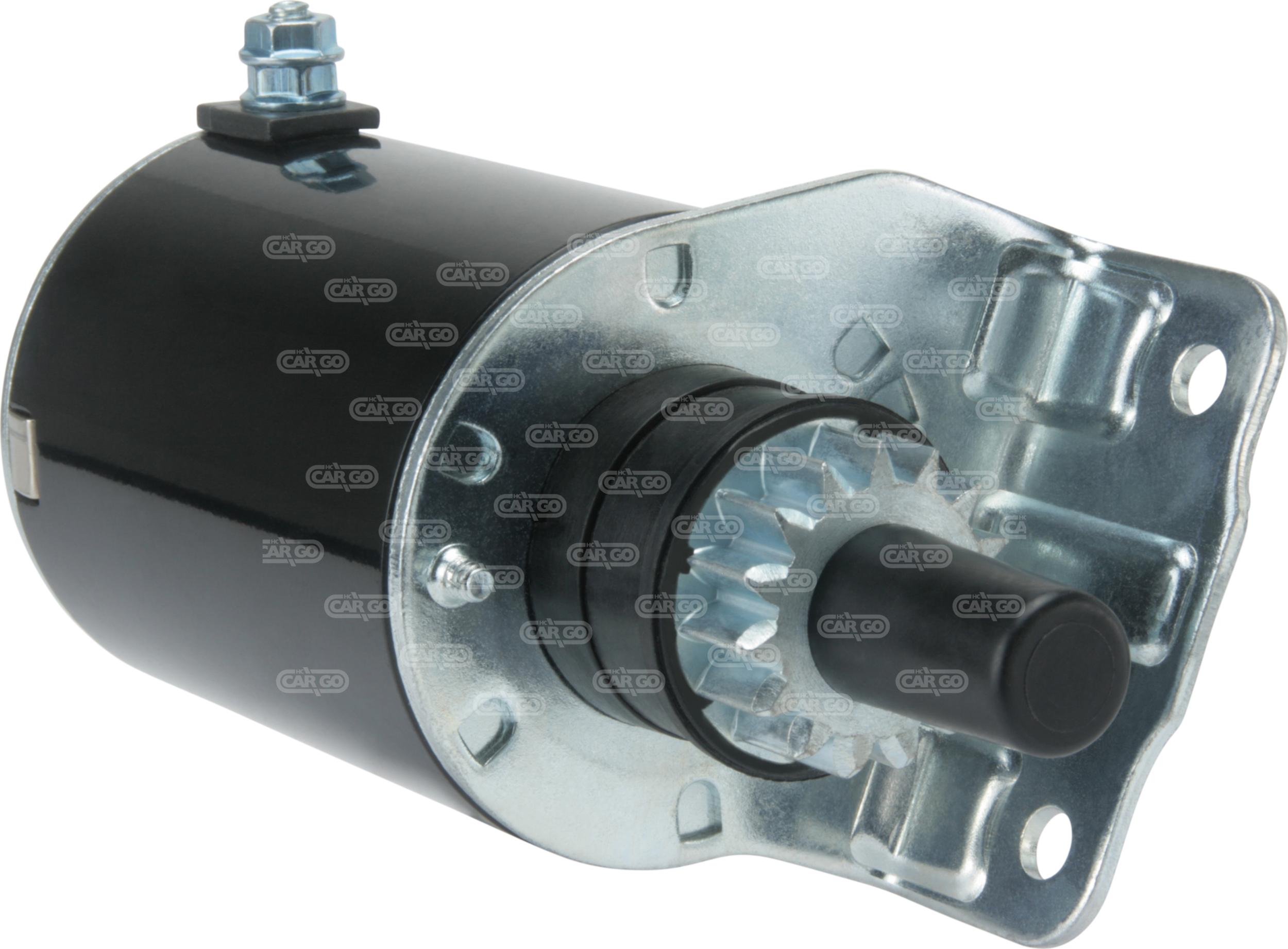Démarreur 539  Spécifications électriques Voltage12