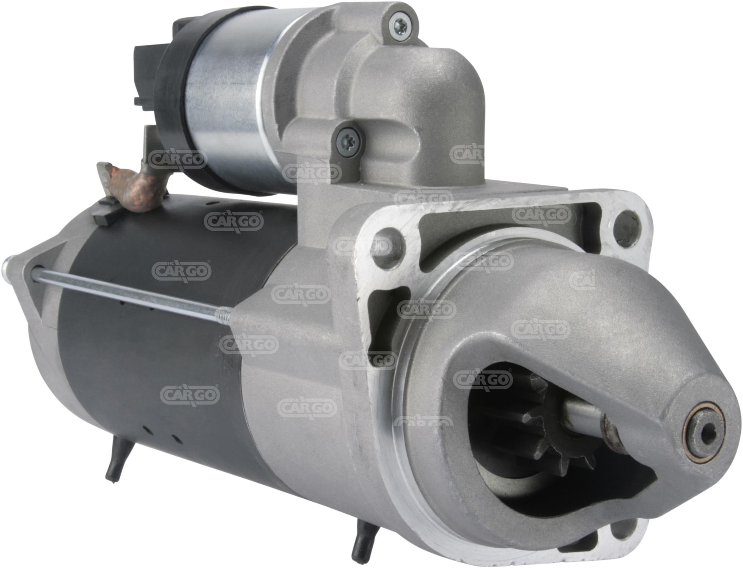 Démarreur 050 Spécifications électriques Voltage12 KW4.2