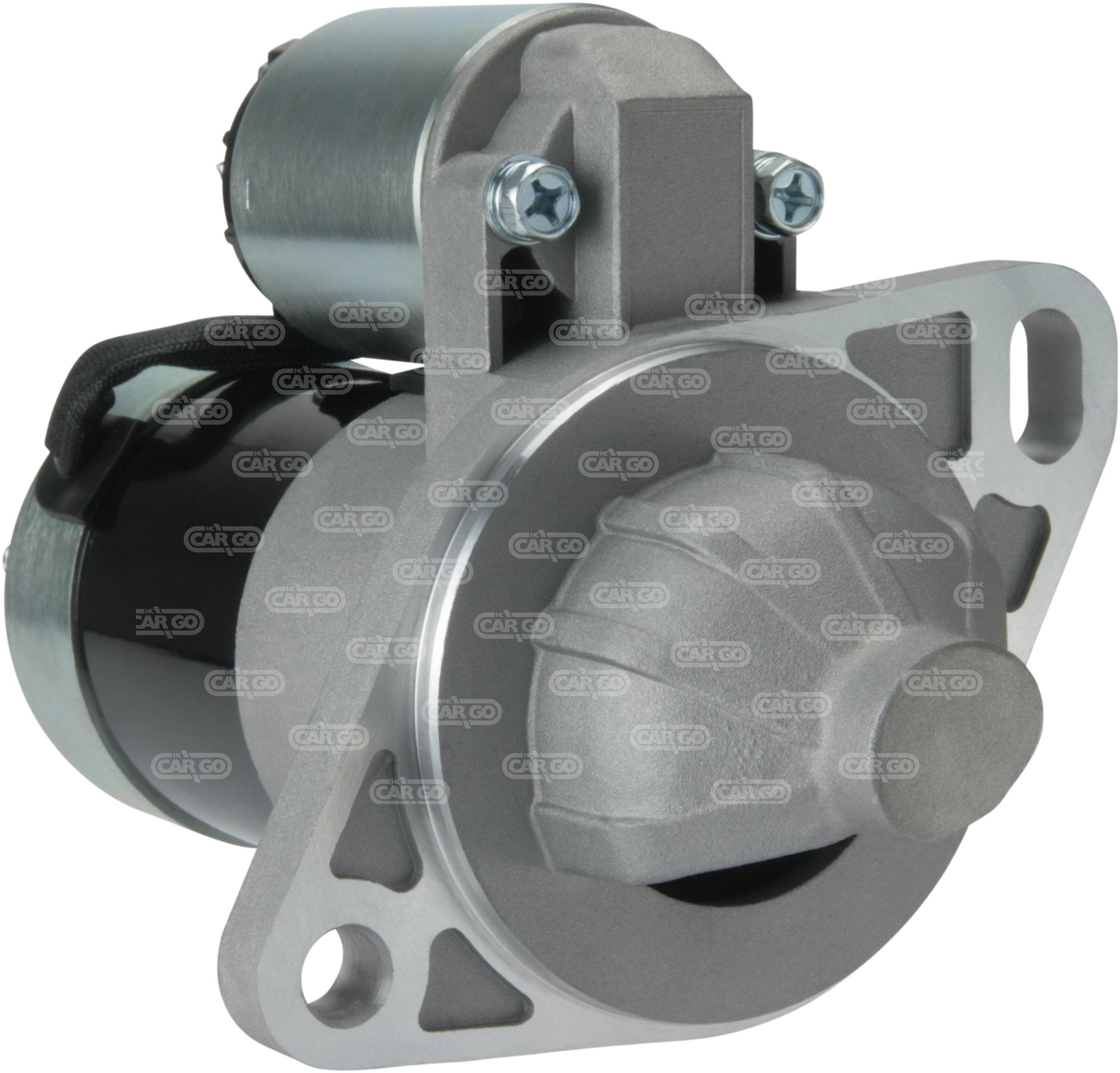 Démarreur 197 Spécifications électriques Voltage12 KW1.1