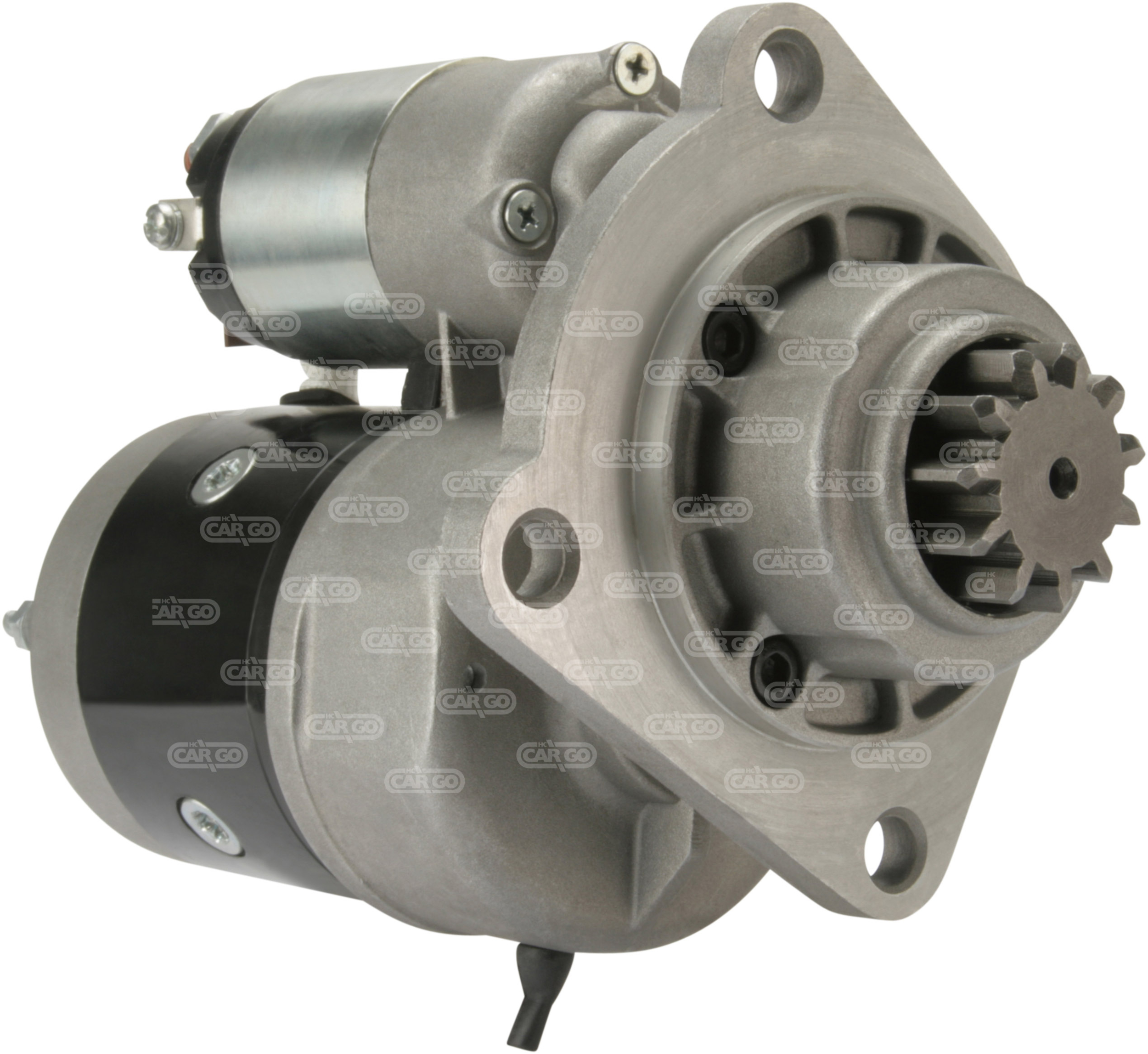 Démarreur 254  Spécifications électriques Voltage12 KW2.7