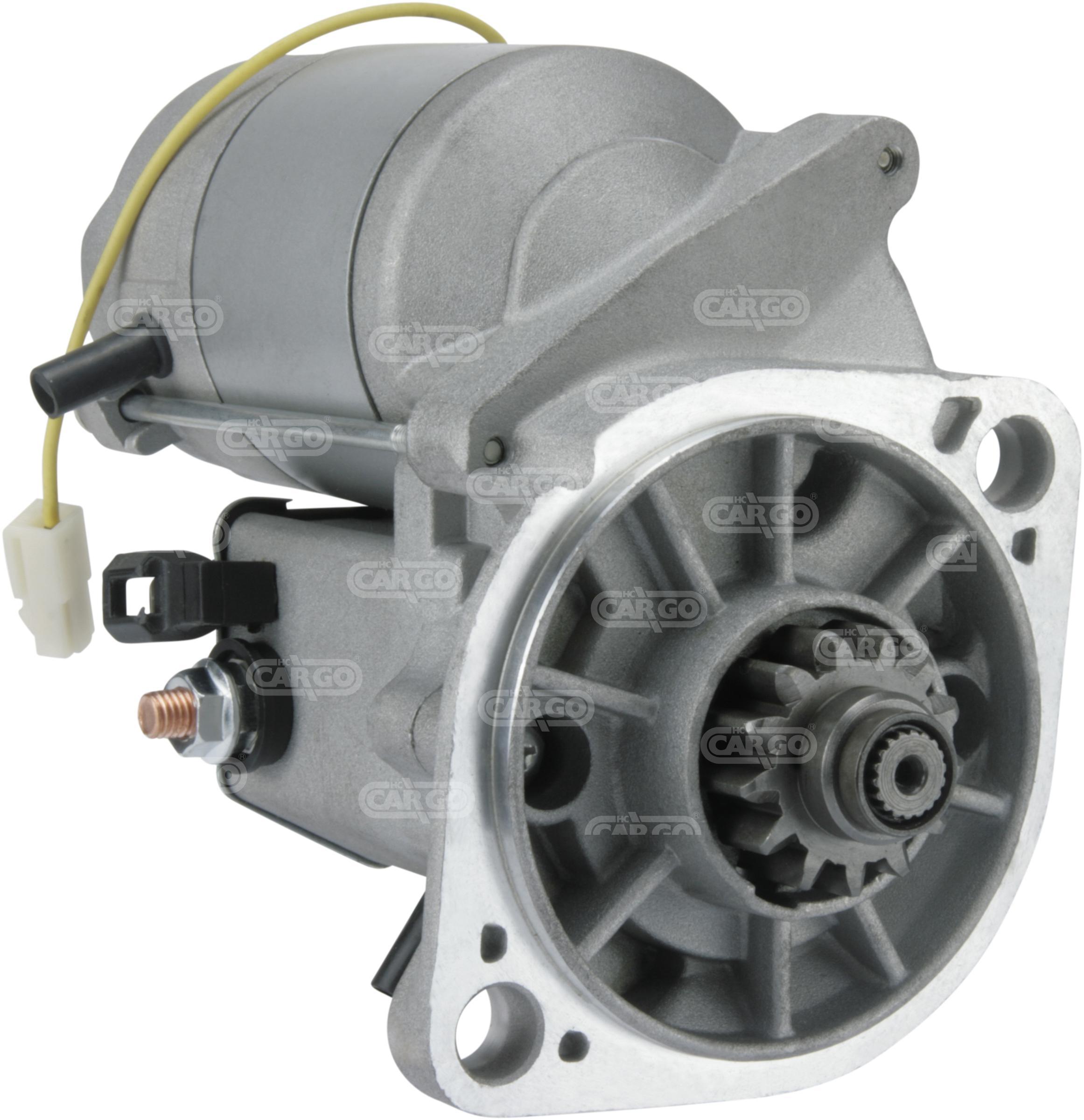 Démarreur 400 Spécifications électriques Voltage12 KW1.0