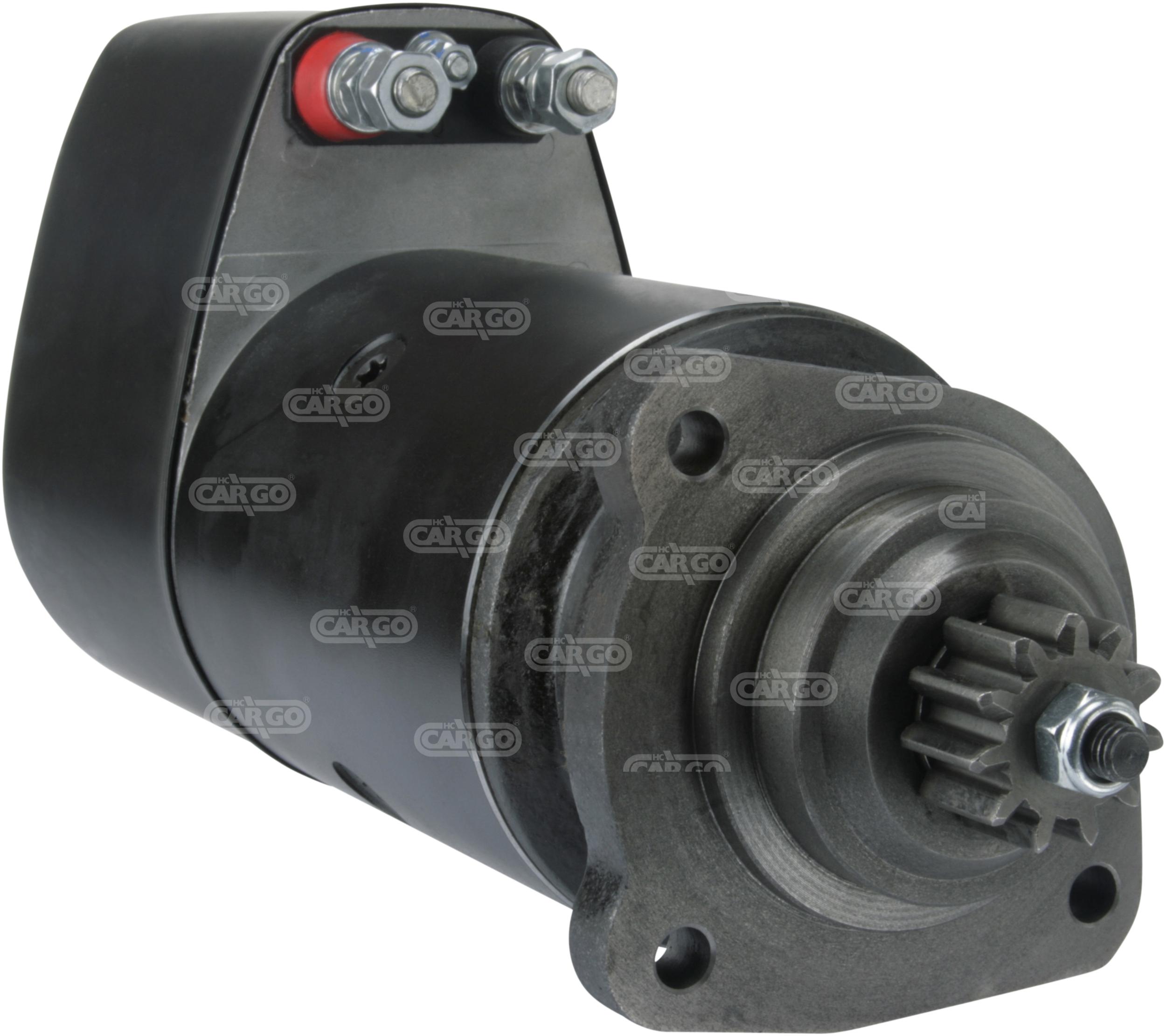 Démarreur 437  Spécifications électriques Voltage24 KW5.4 Double isolation