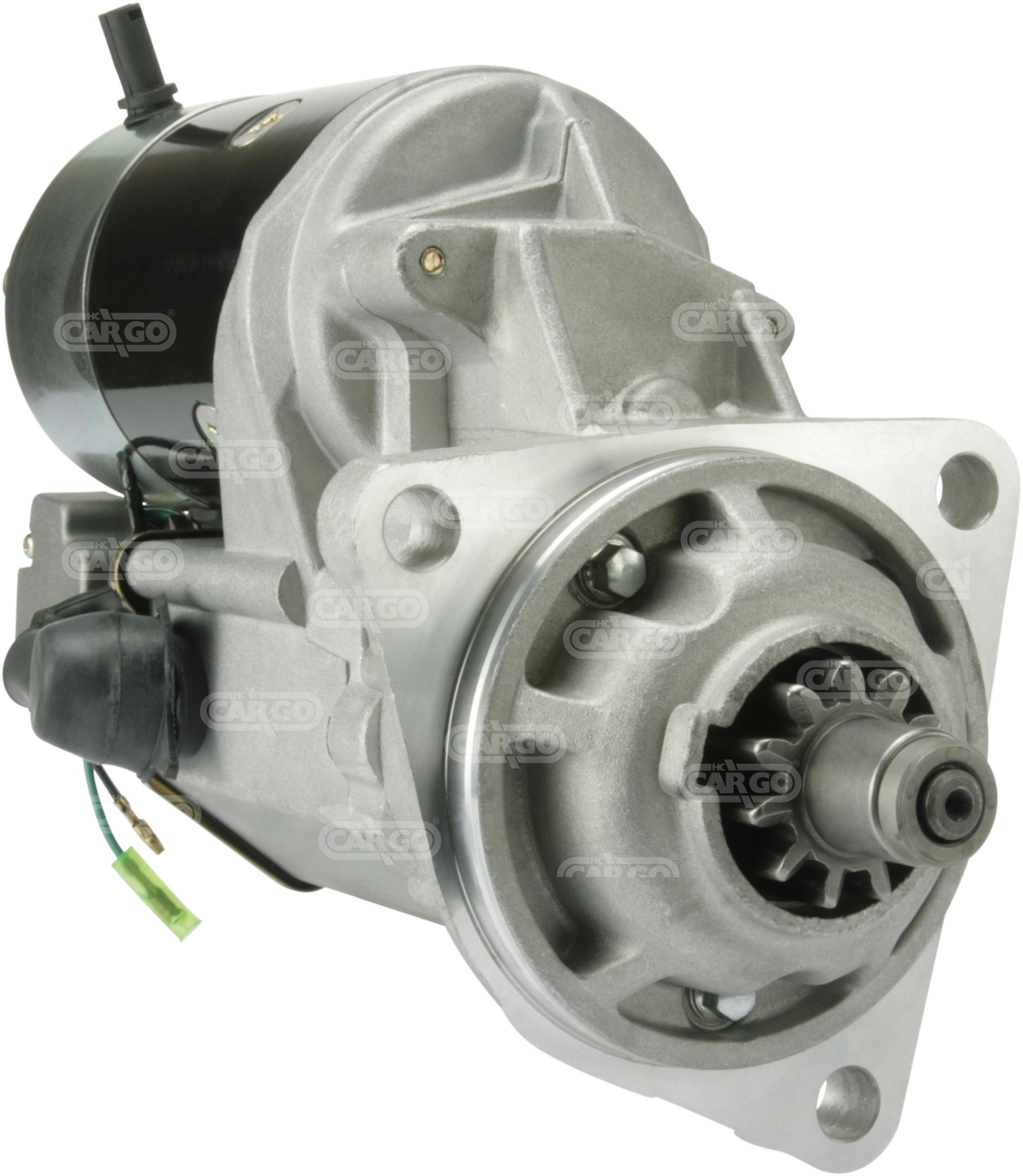 Démarreur 483  Spécifications électriques Voltage24 KW4.5