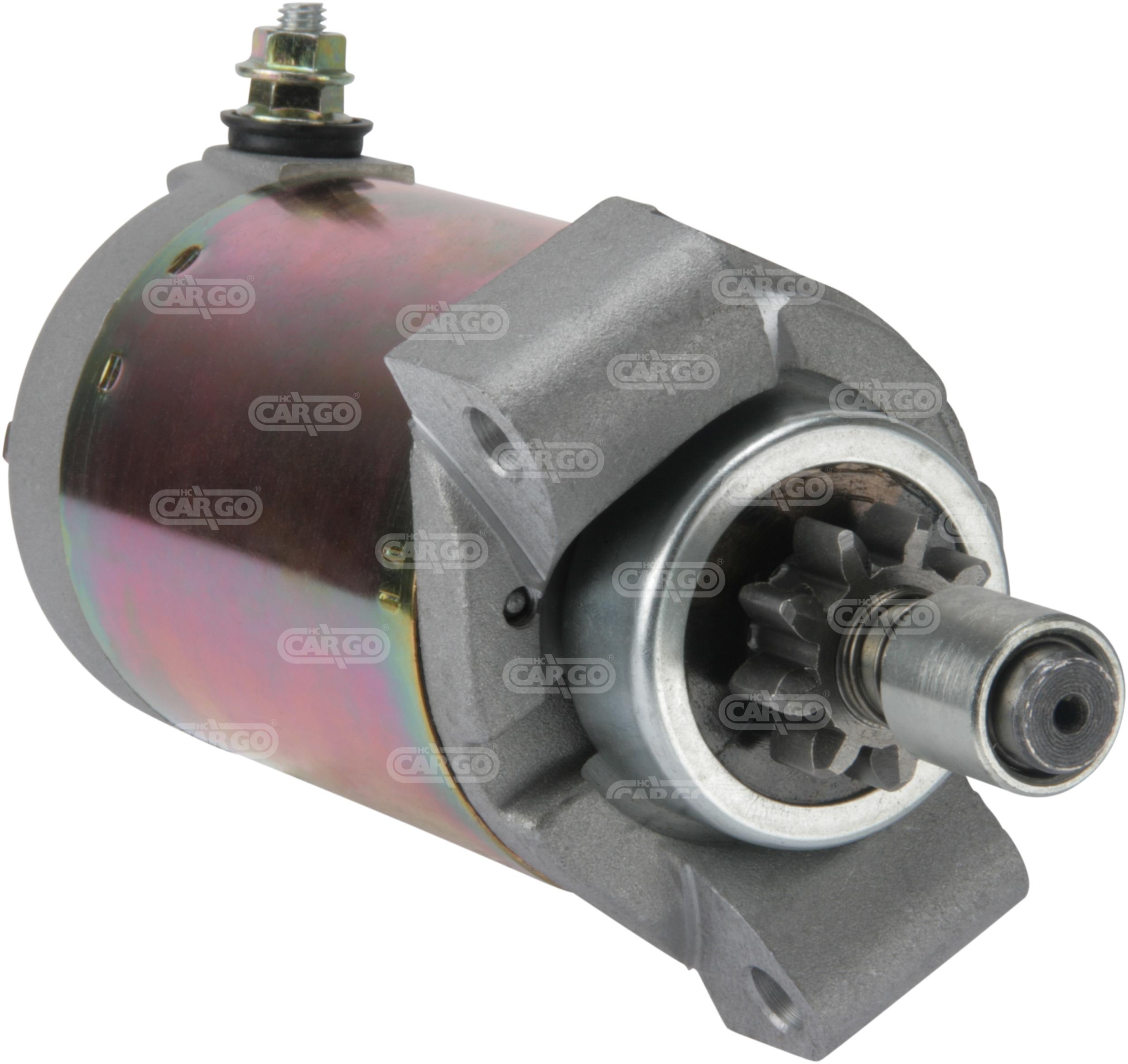 Démarreur 486  Spécifications électriques Voltage12