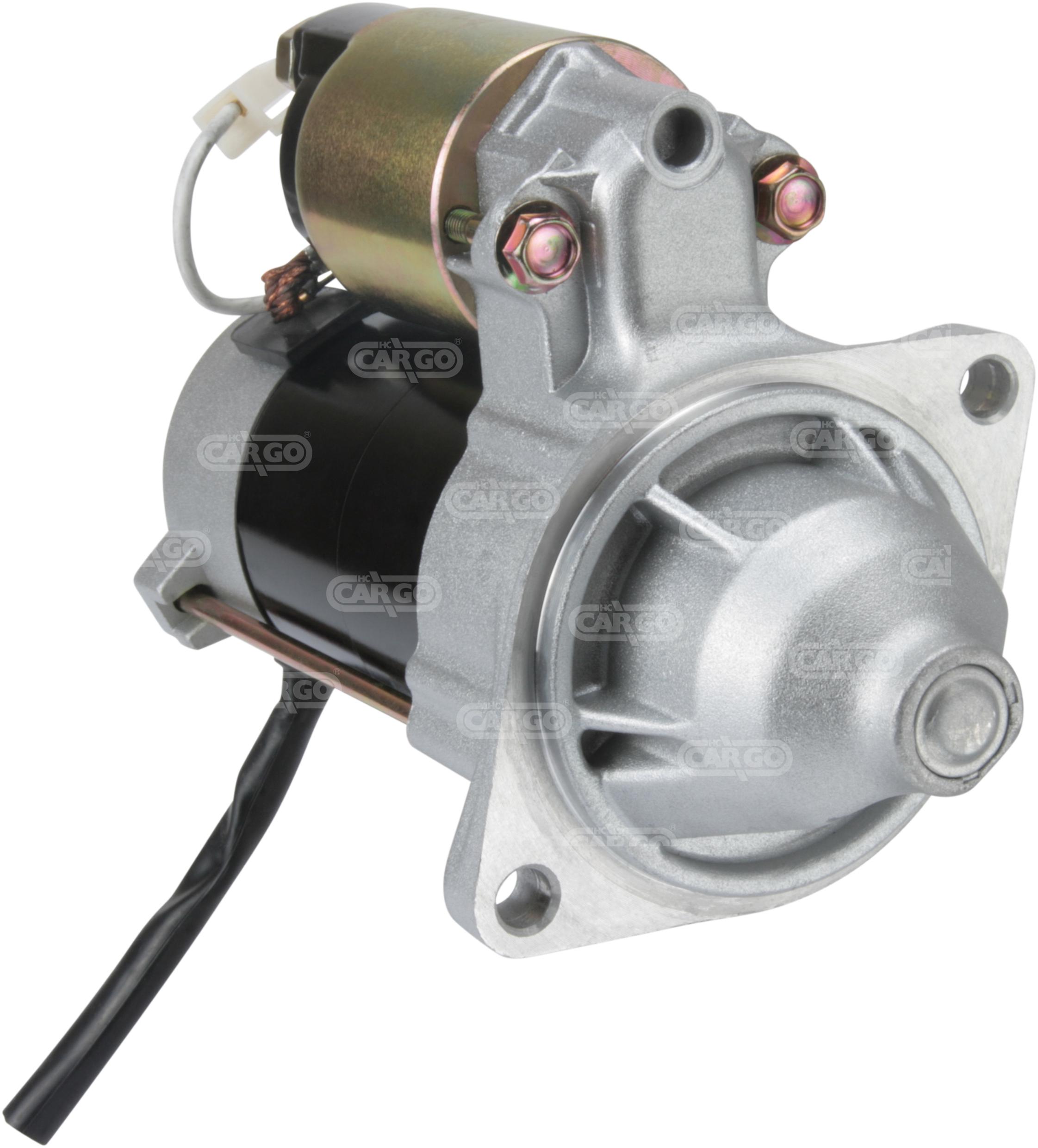 Démarreur 501 Spécifications électriques Voltage12 KW1.0