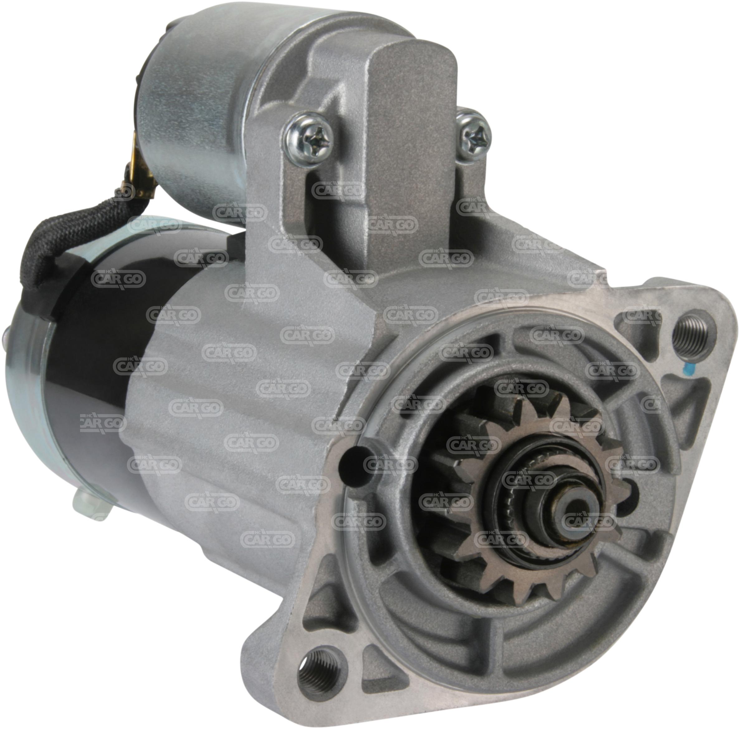 Démarreur 696 Spécifications électriques Voltage12 KW1.2