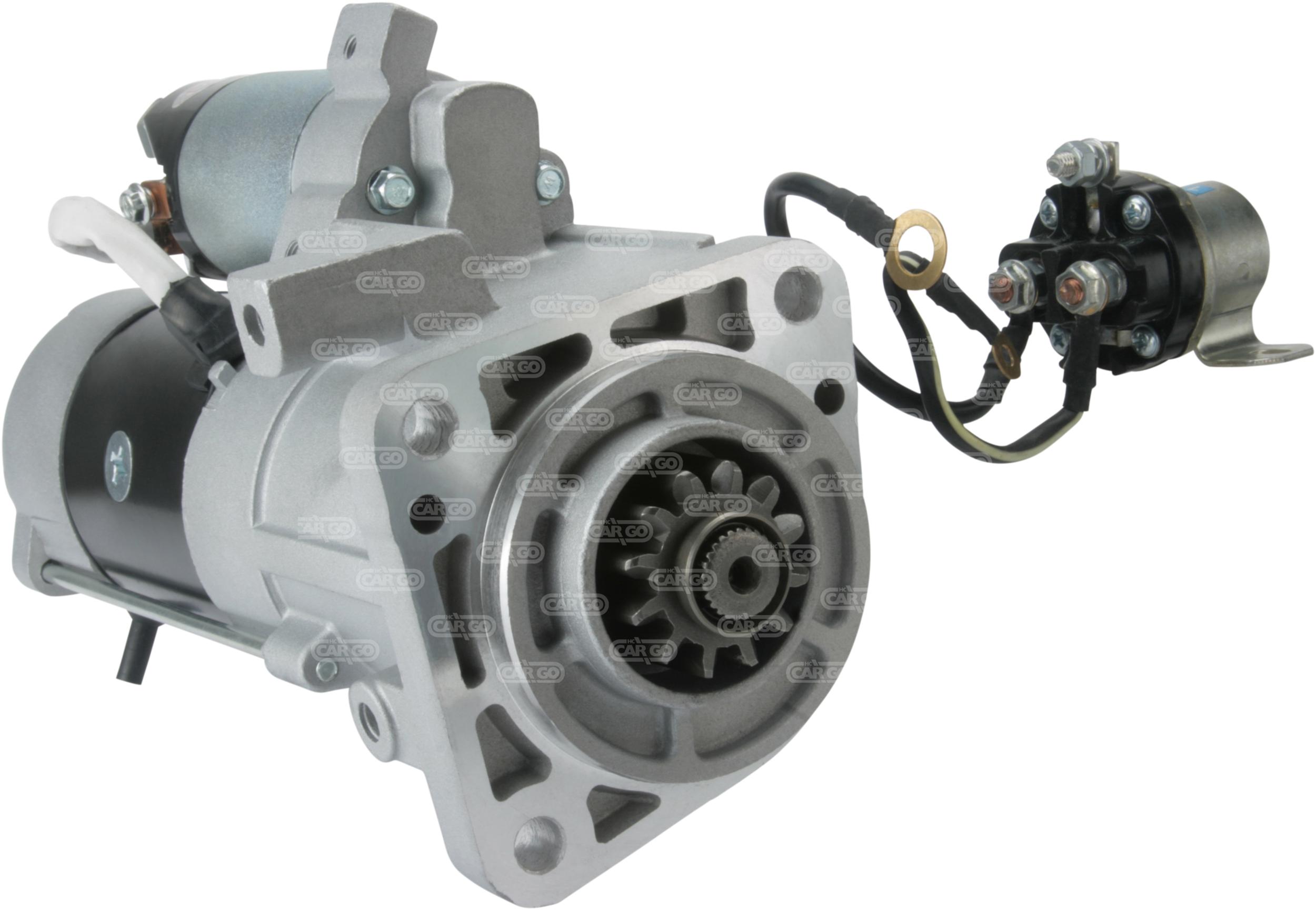 Démarreur 838 Spécifications électriques Voltage12 KW4.5