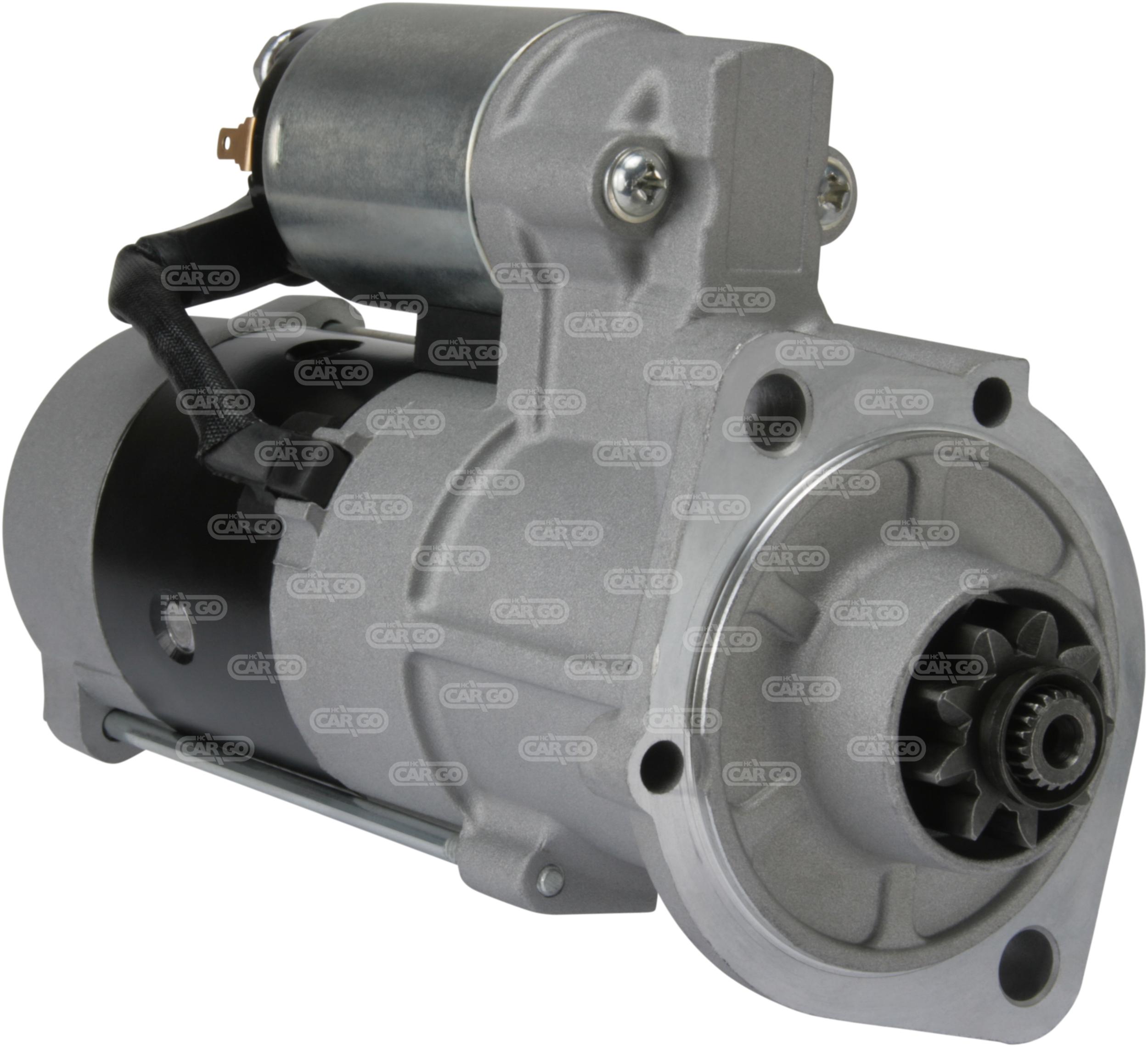Démarreur 378  Spécifications électriques Voltage12 KW2.5