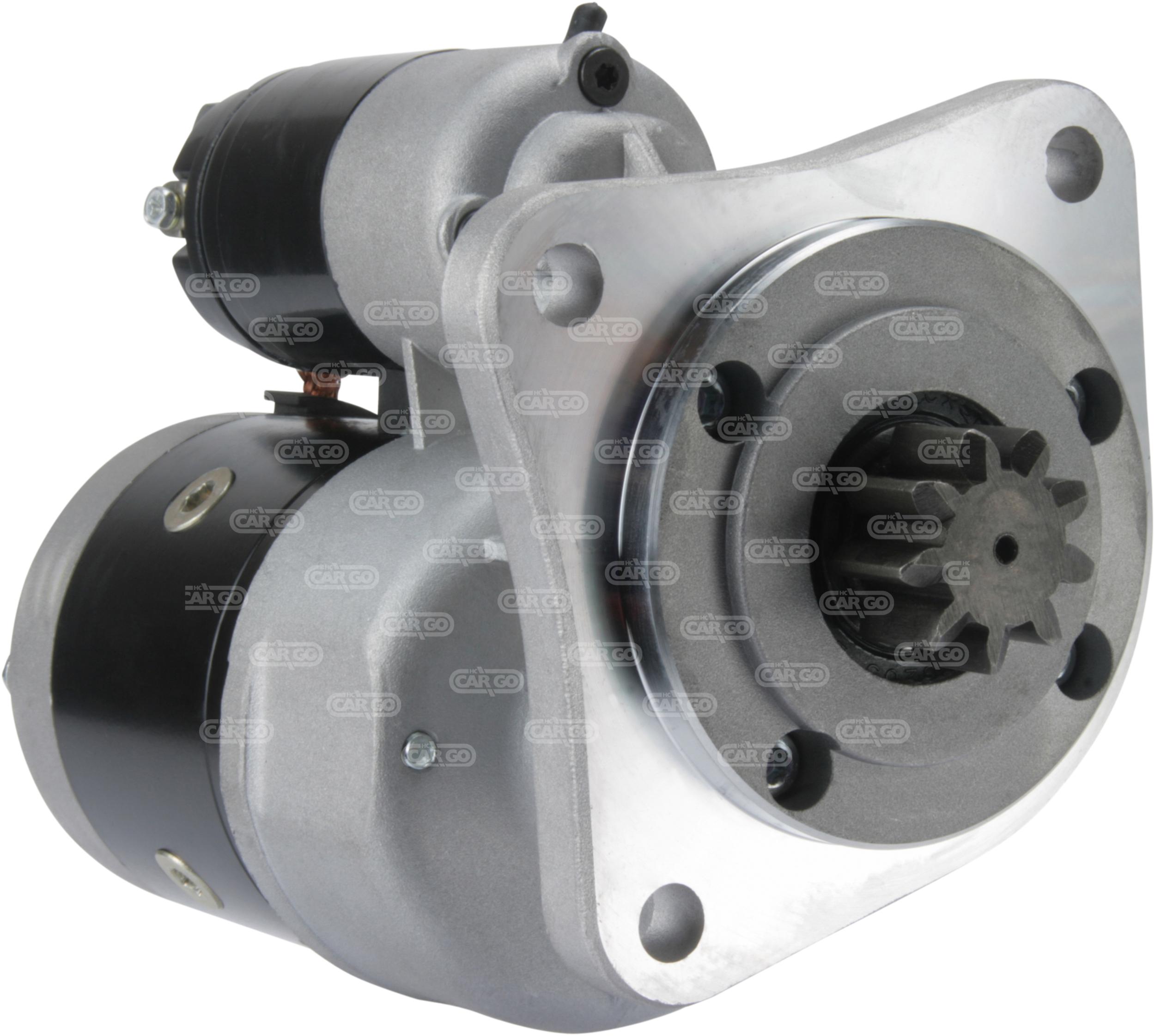 Démarreur 536  Spécifications électriques Voltage12 KW2.7