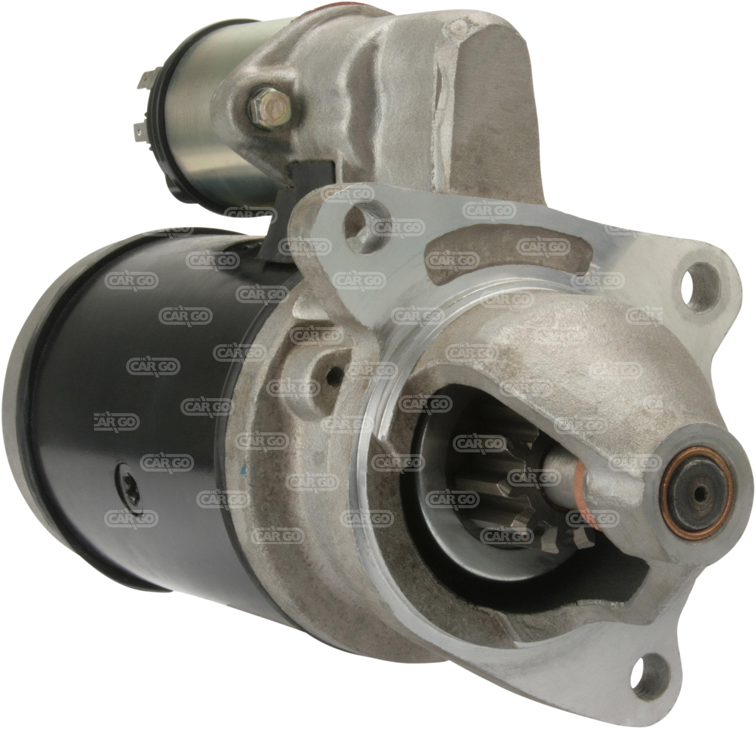 Démarreur 572  Spécifications électriques Voltage12 KW2.1