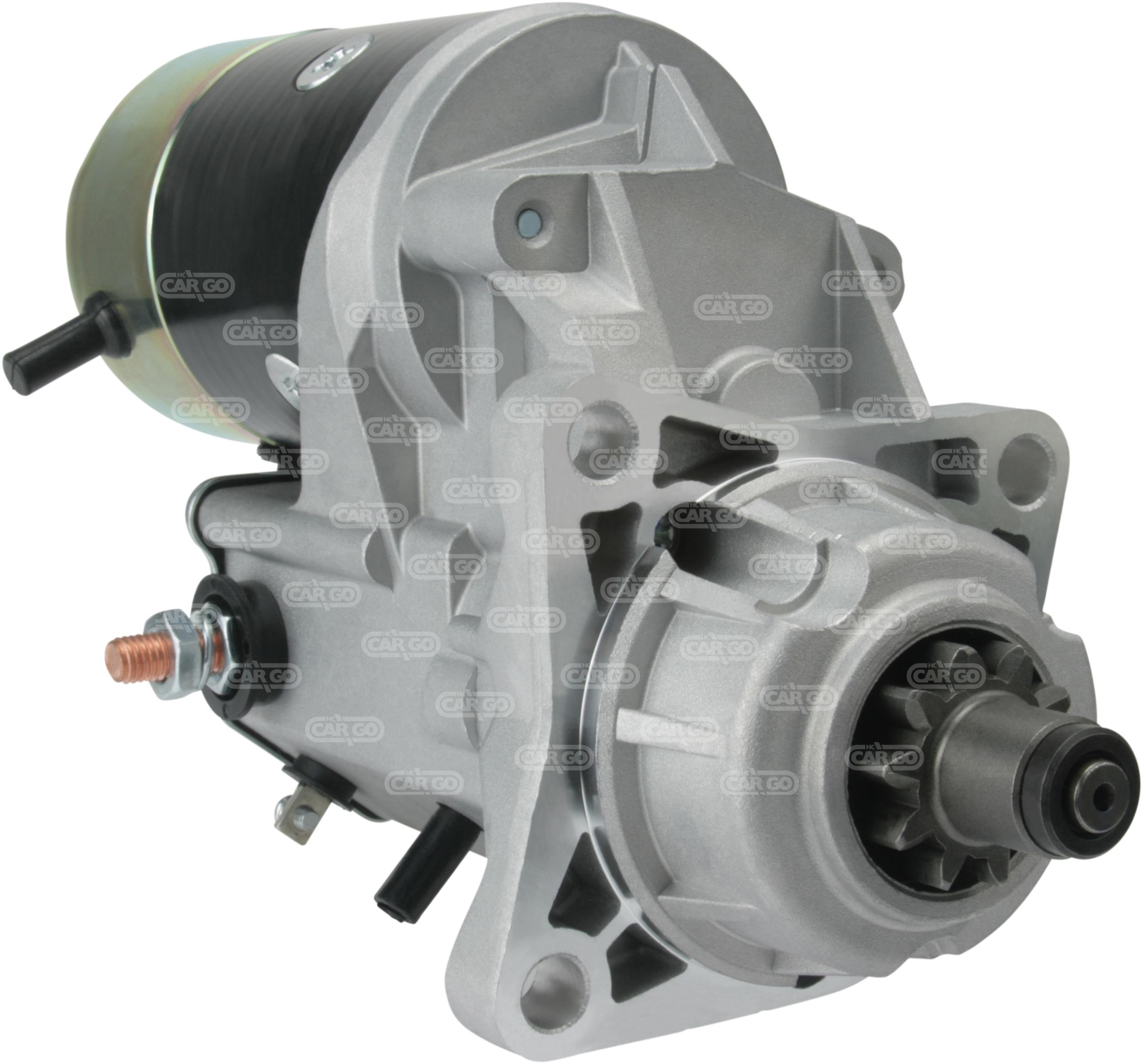 Démarreur 625 Spécifications électriques Voltage12 KW2.5