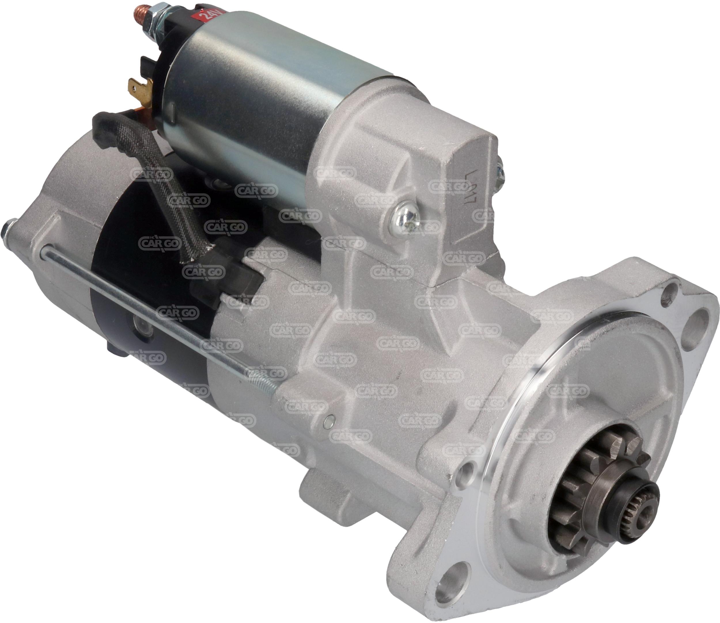 Démarreur 802 Spécifications électriques Voltage24 KW3.2