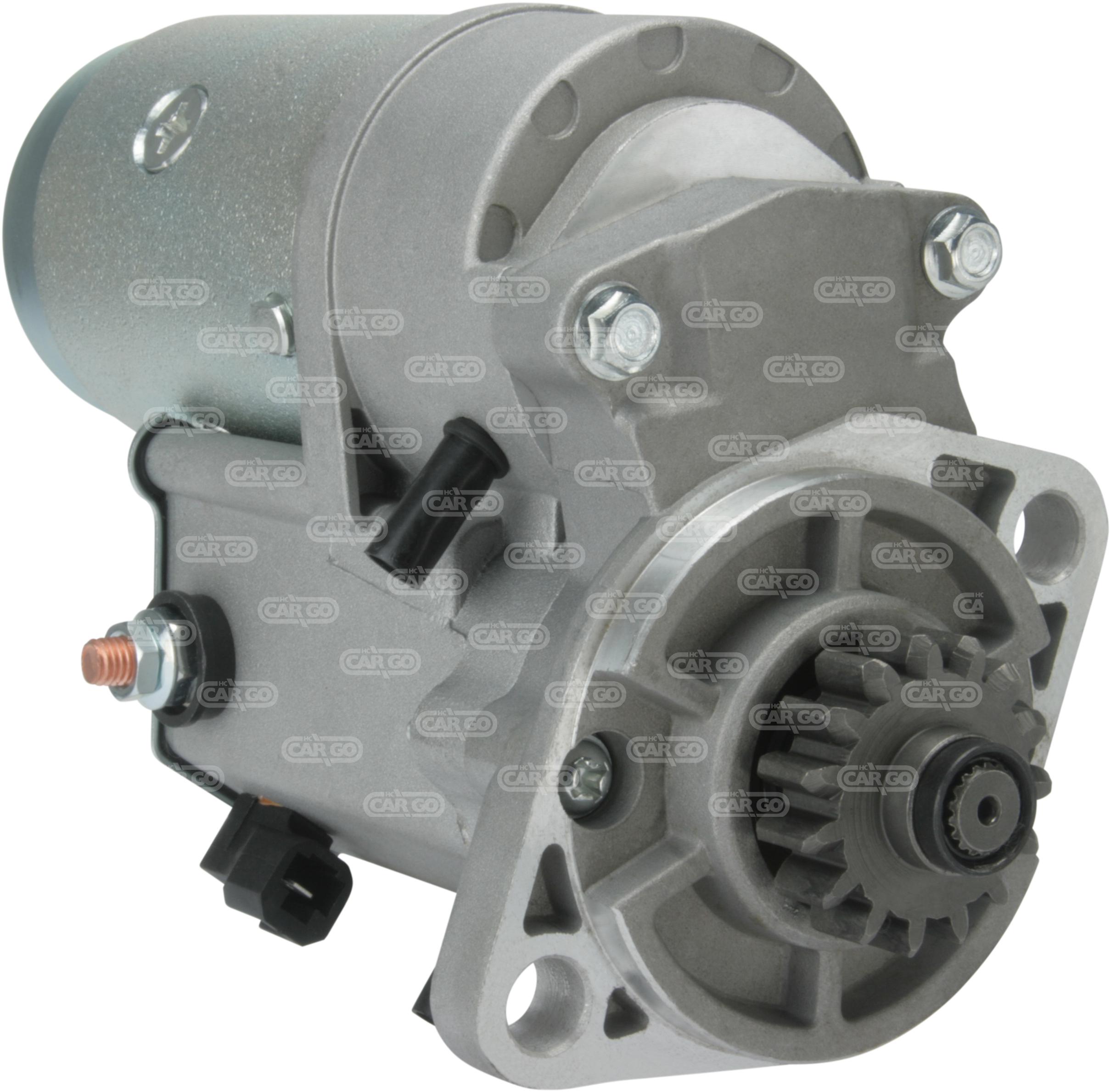 Démarreur 968  Spécifications électriques Voltage12 KW2.0