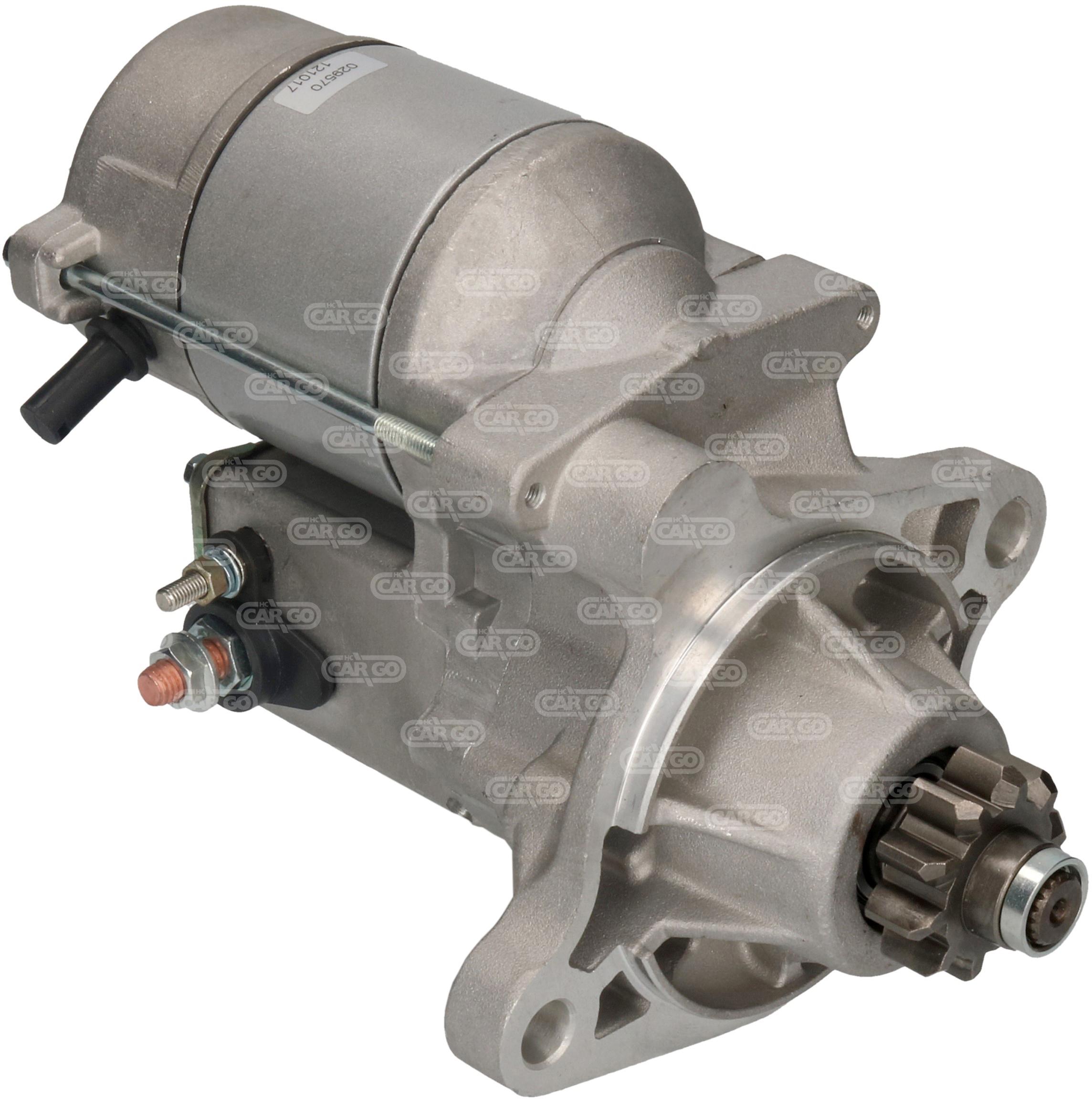 Démarreur 071  Spécifications électriques Voltage12 KW1.4