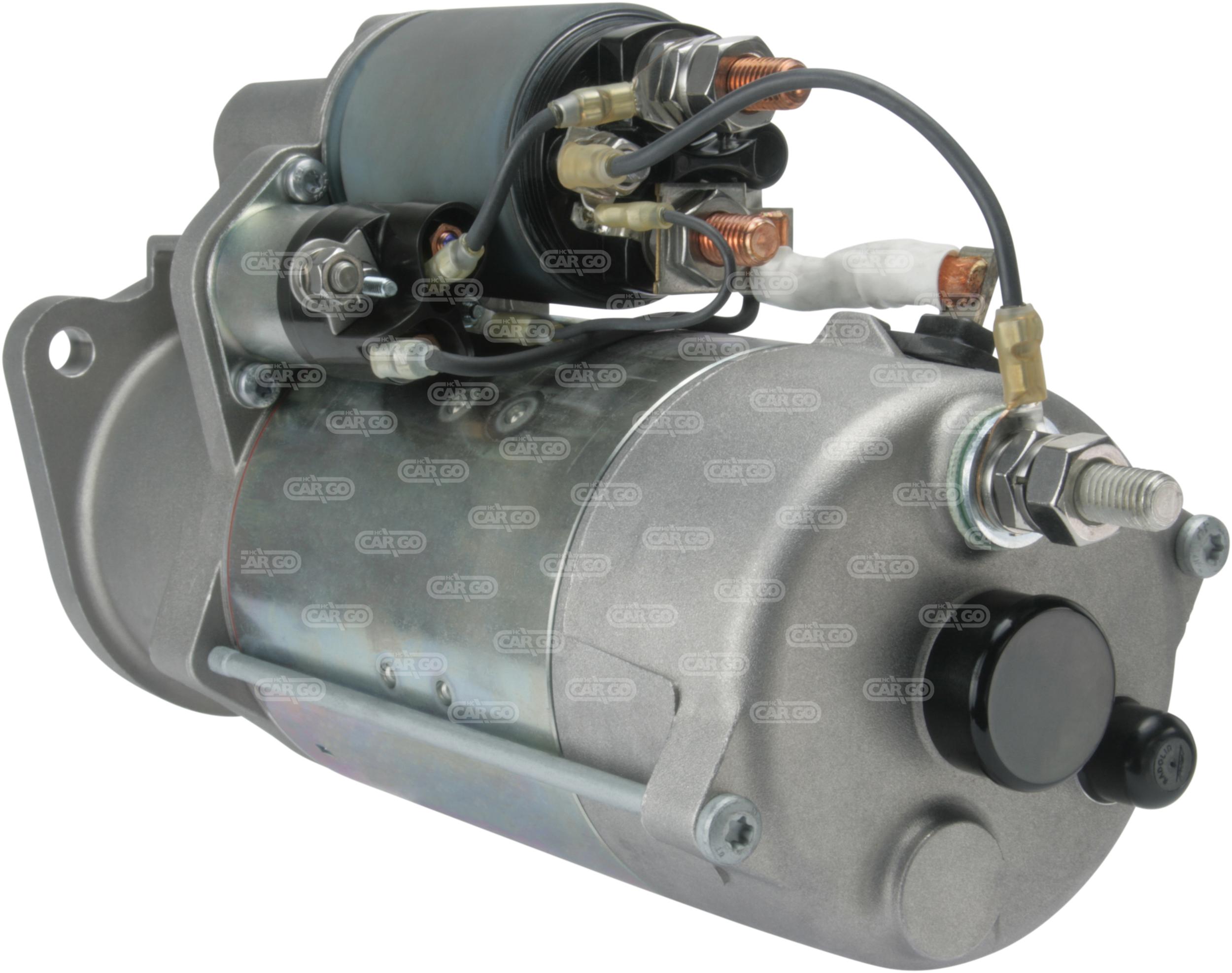 Démarreur 044 Spécifications électriques Voltage24 KW6.0 Double isolation