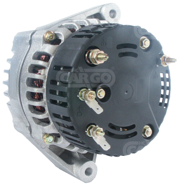 Alternateur sans poulie 610 Voltage14 Amp120 BorneW