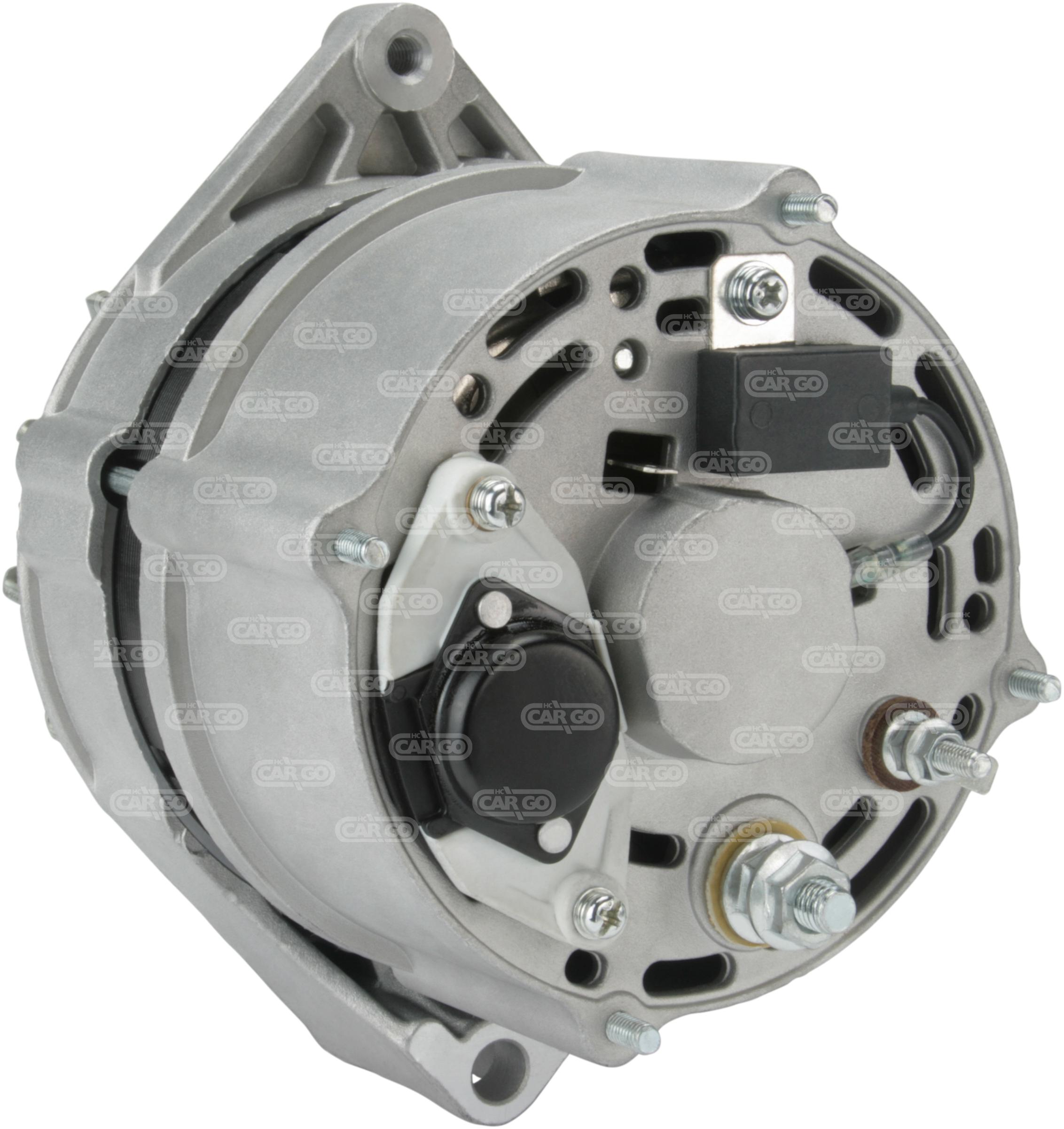 Alternateur 605 Voltage14 Amp120 BorneW