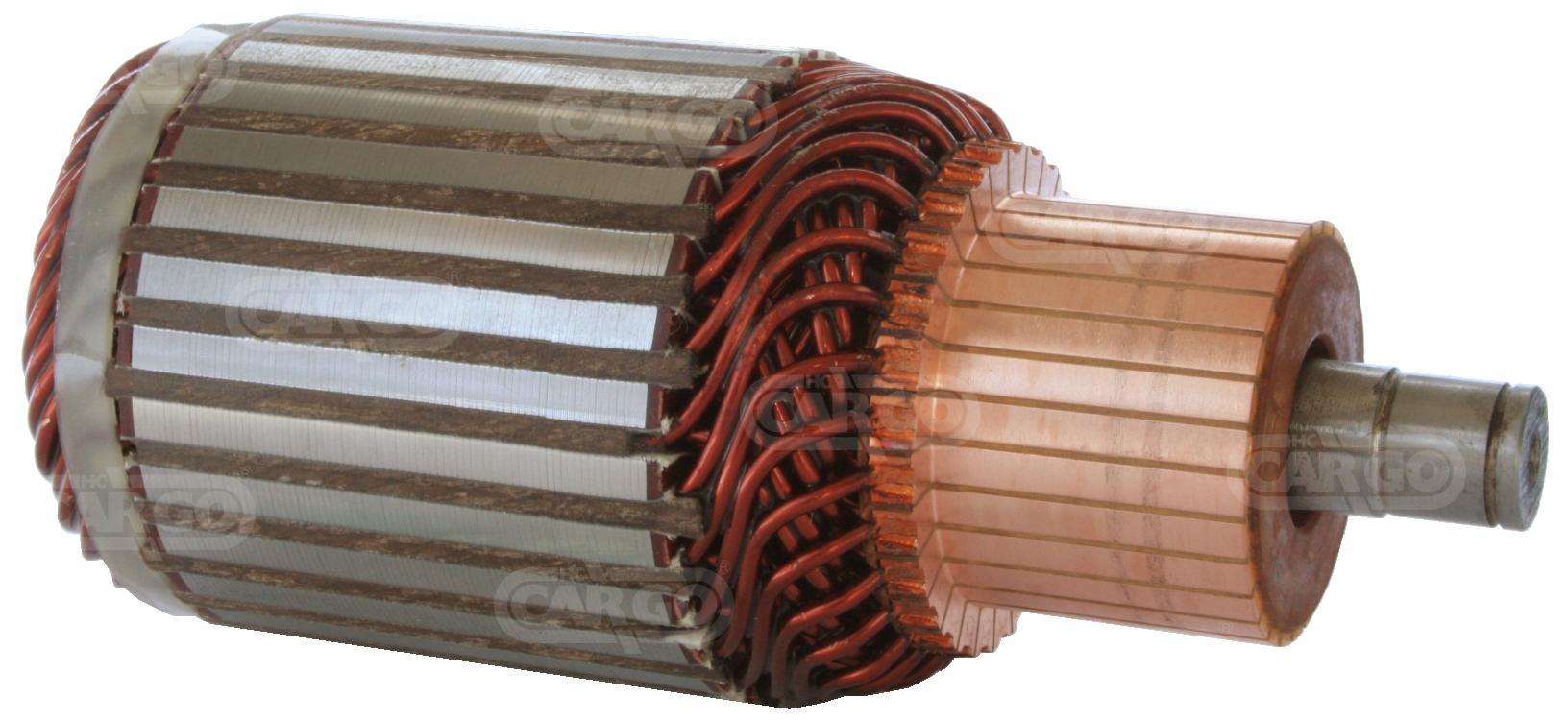 Induit 091 Voltage24 KW1.5
