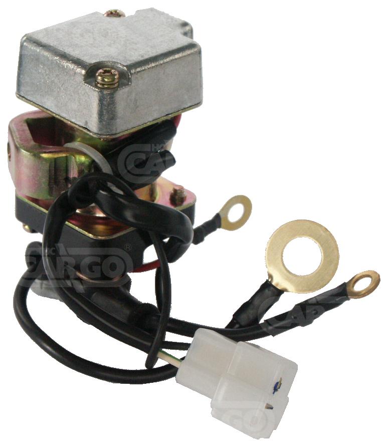 Relais auxiliaire 493 Voltage24