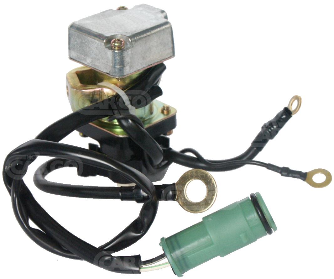 Relais auxiliaire 494 Voltage24