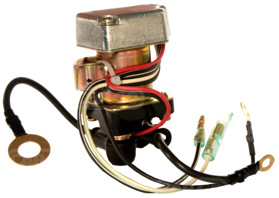 Relais auxiliaire 686 Voltage24