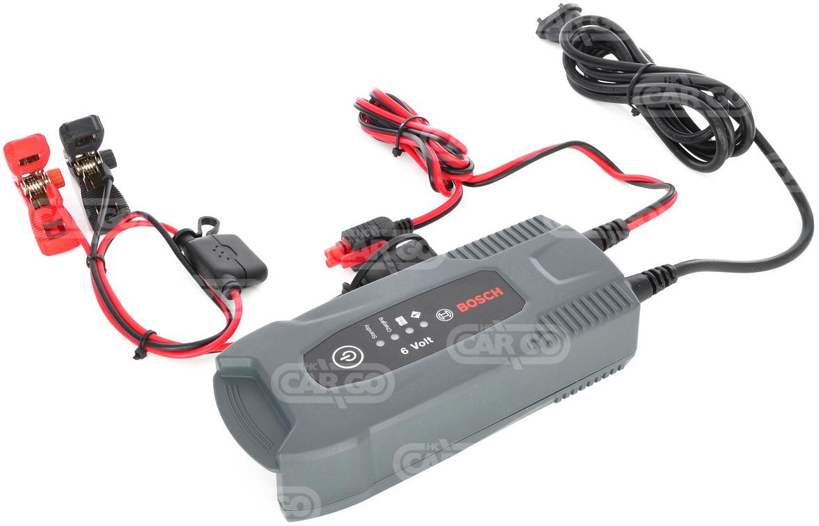 2400 - Chargeur de piles Voltage6