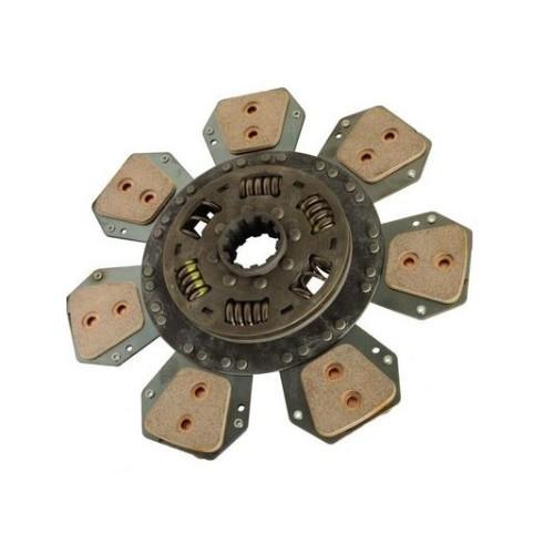 v5287-Disque d\'embrayage - 9 Plaquettes 1 3/4 -321mm Cannelure: 10