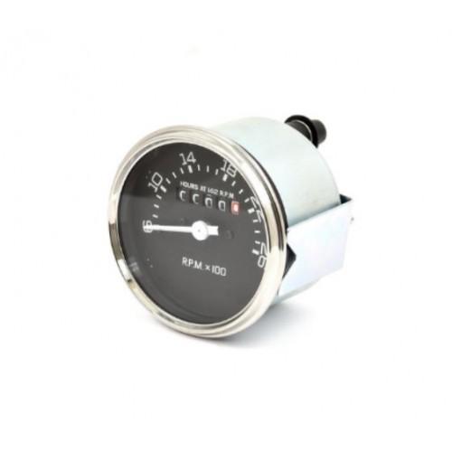 v4643-Tractoromètre Ø de raccord: 79mm  - Horotachymètre heures à 1412 t/m