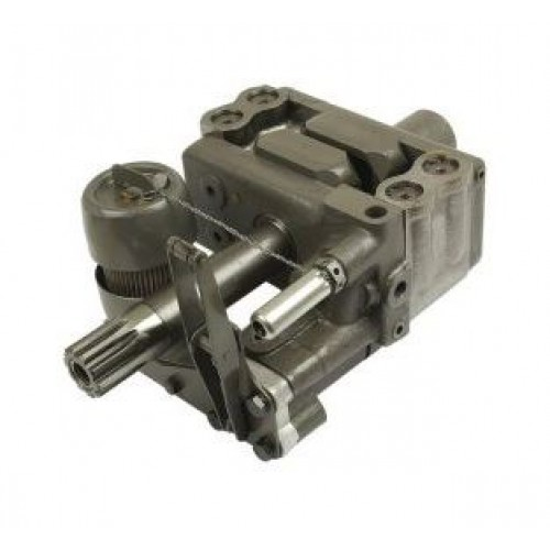 v600-Pompe hydraulique - Massey Ferguson - Pompe hydraulique - 10 cannelures, moins de  tracteurs à régulation de pression