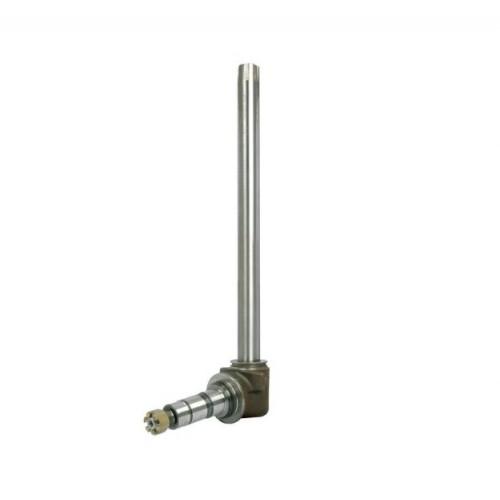 v1311-Pivot droite et gauche - jeu élevé (avec écrou)  Longueur de l\'arbre 352mm - 460,3 mm