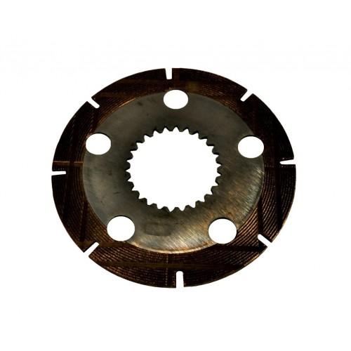 v5482-Disque de friction de frein. OD 178mm Cannelure 26