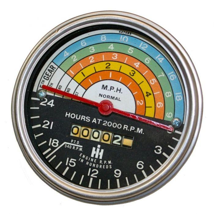 61v424-HorotachymètrE/2000t/mn/mph