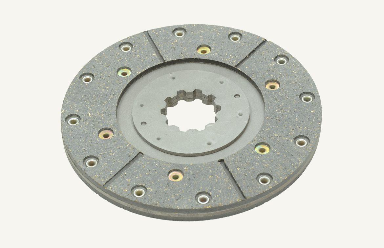 v5462-Disque de frein - Ø 178mm x 10 cannelures