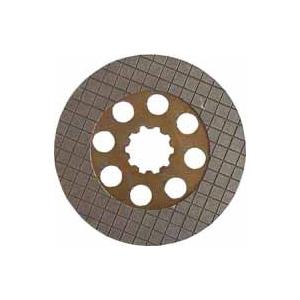 v5481-Disque de friction de frein - Ø 226 x 58,3 mm x 10 cannelures